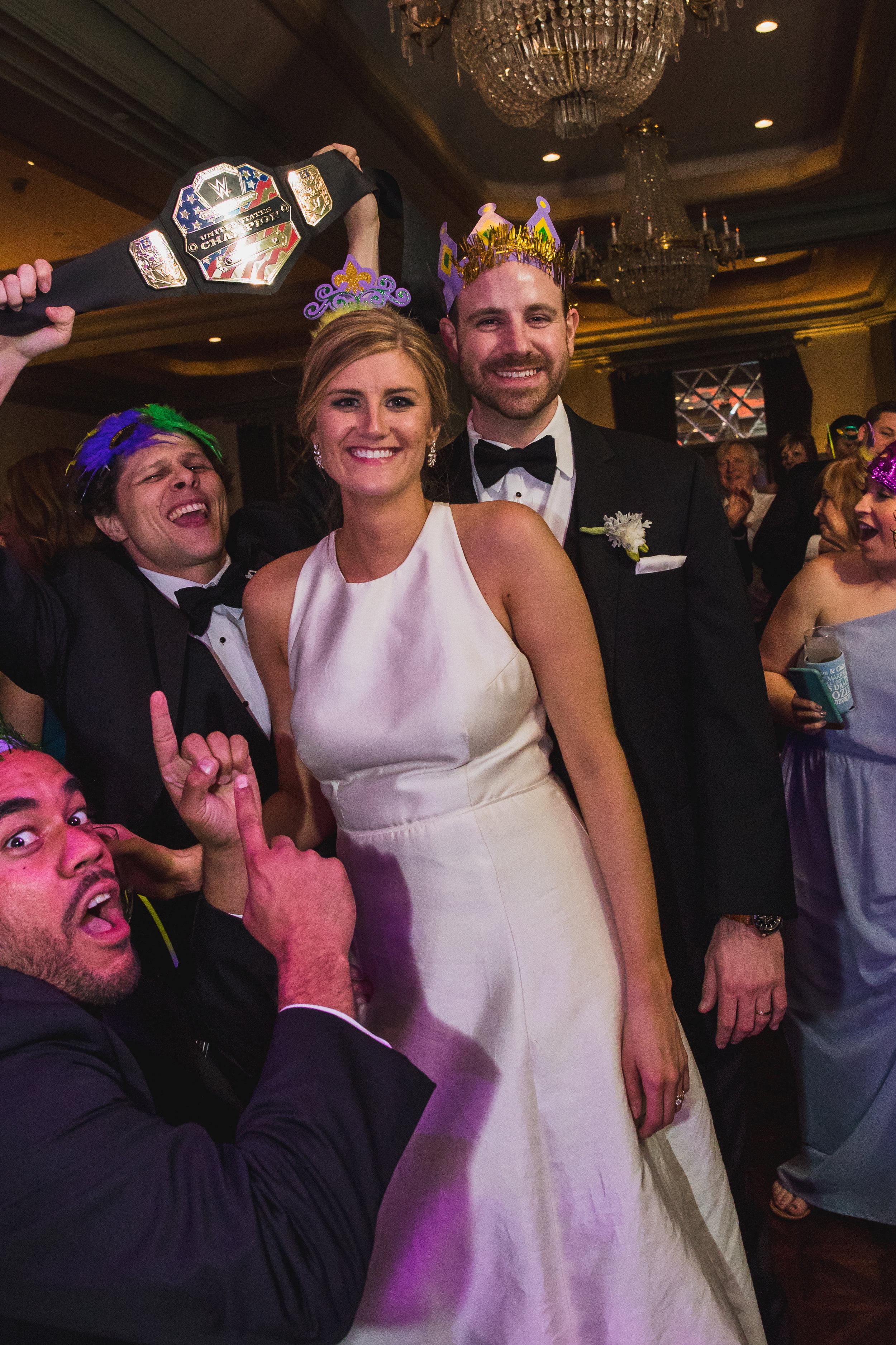 New Orleans - Wedding Bride Film