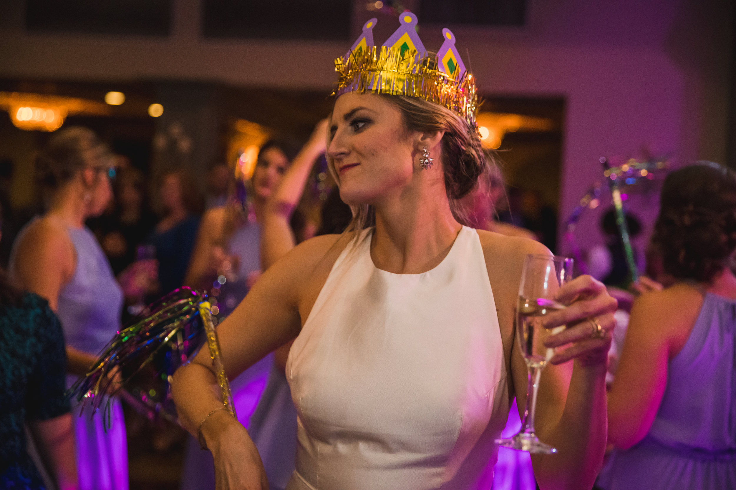 New Orleans Wedding - Bride Film