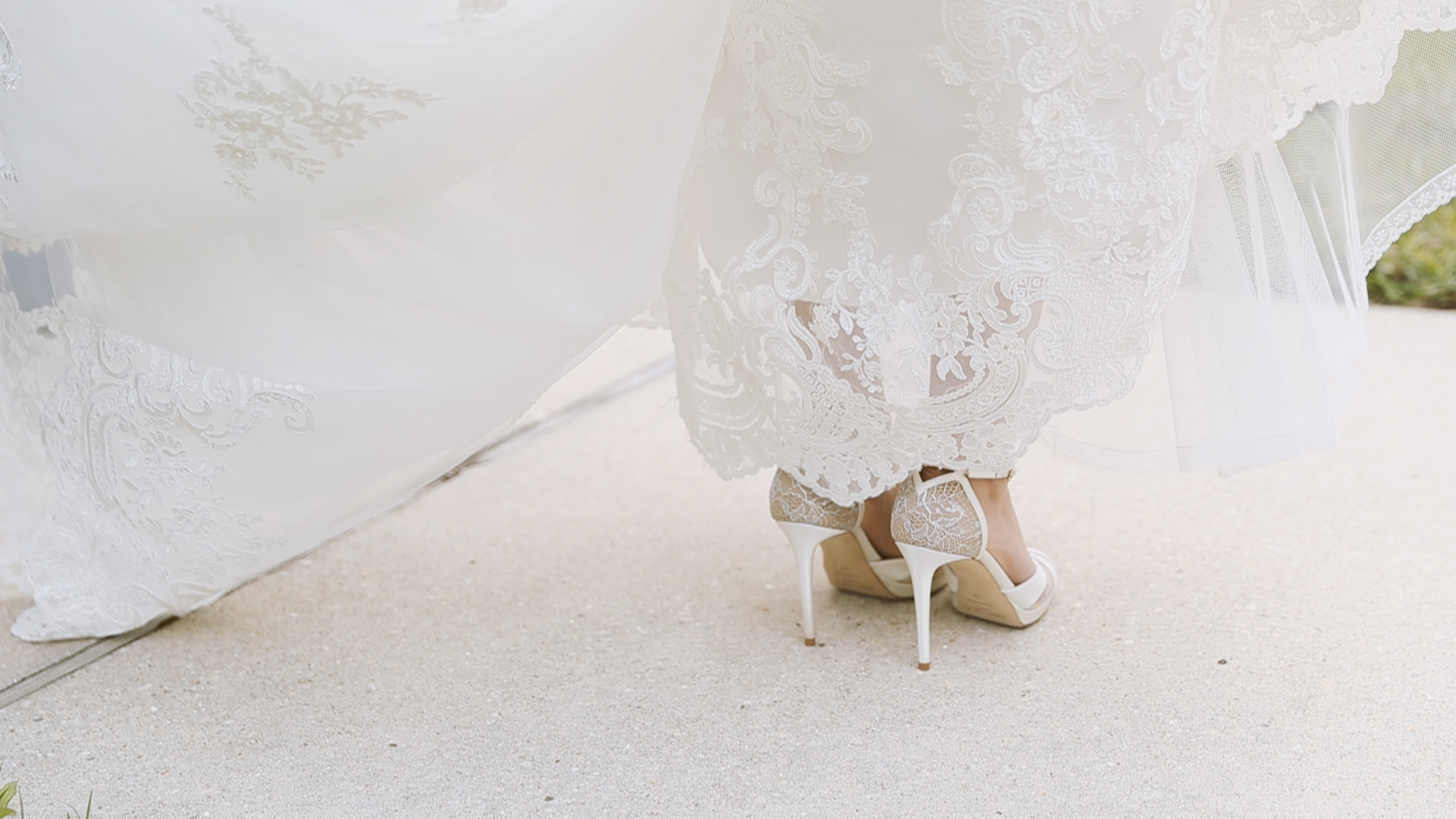 Bridal Shoes - Bride Film