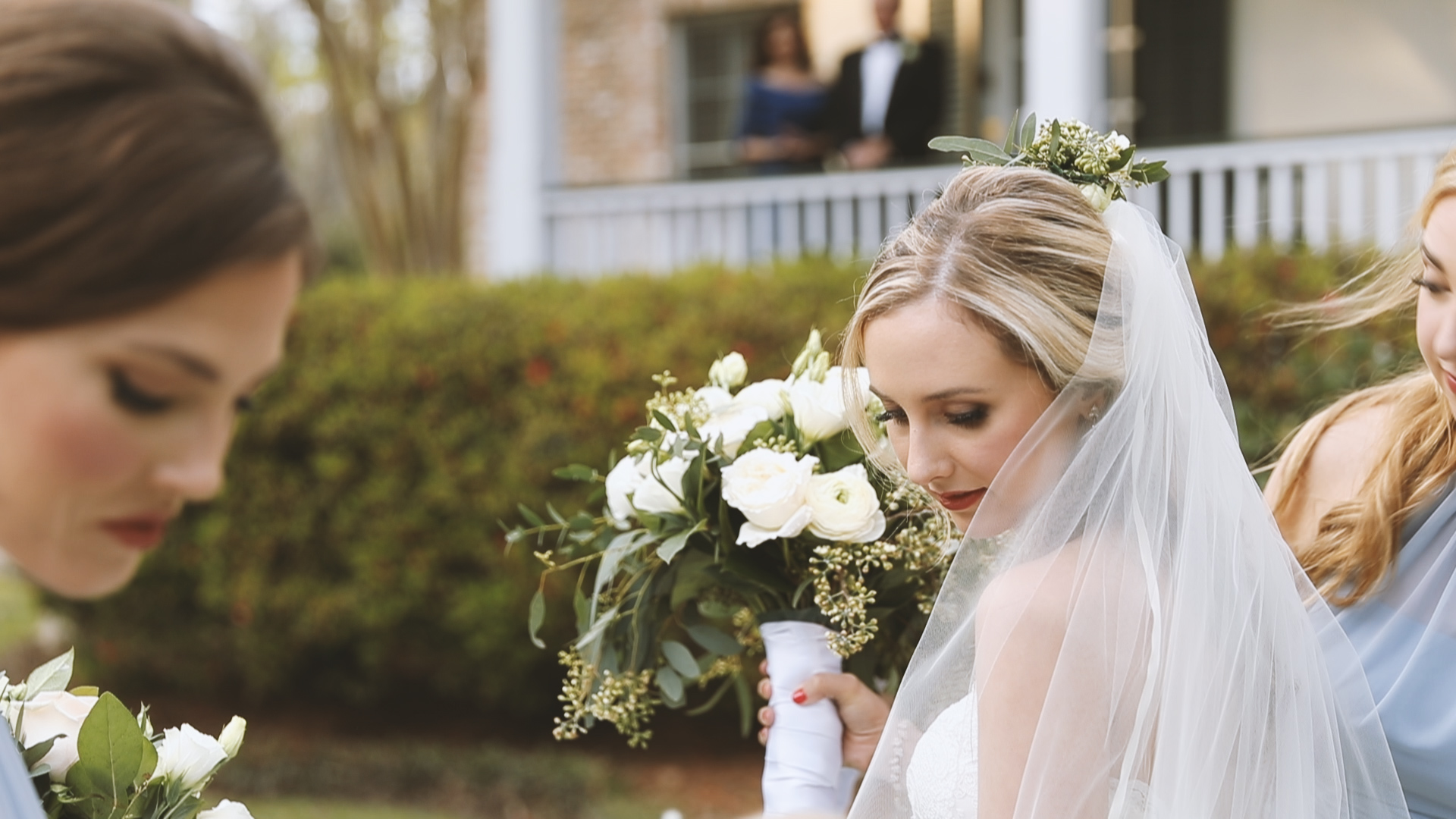 Wedding Day - Bride Film