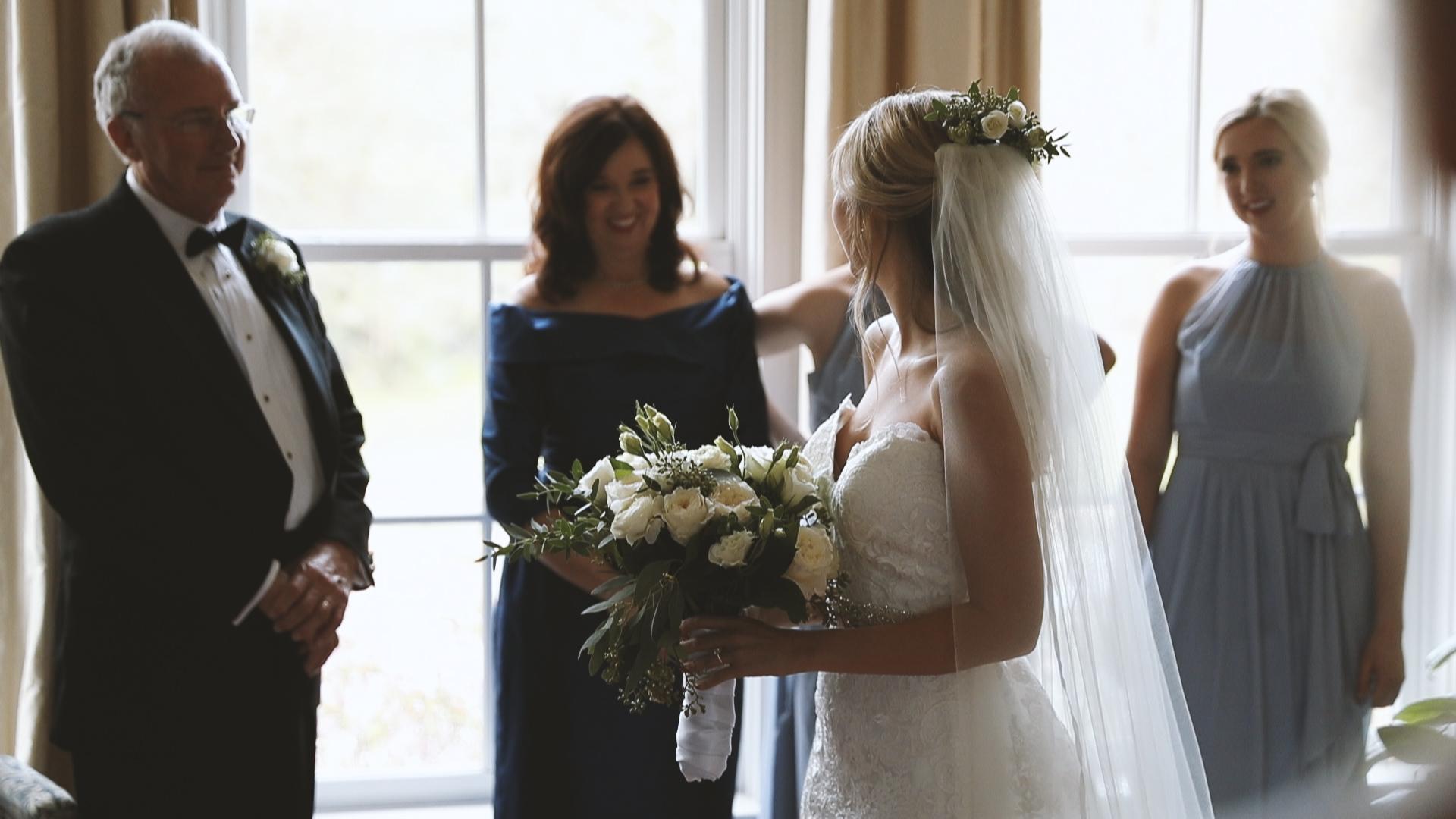 Floral Crown - Bride Film