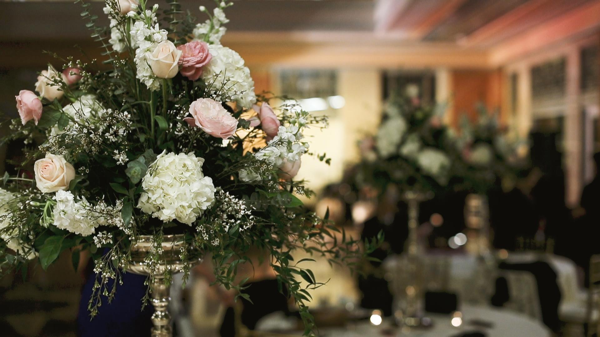 Florals - Bride Film