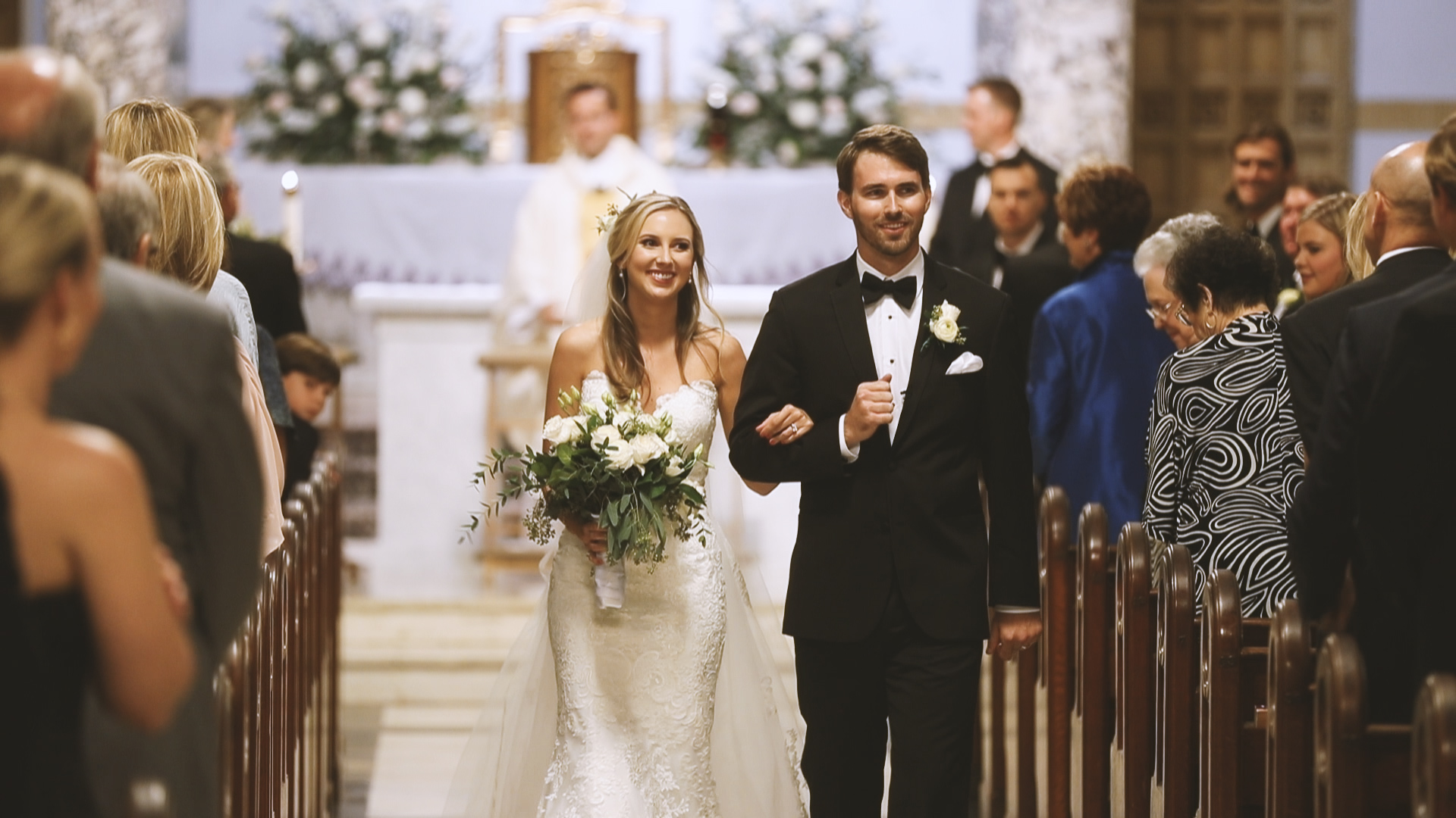 Wedding Ceremony - Bride Film