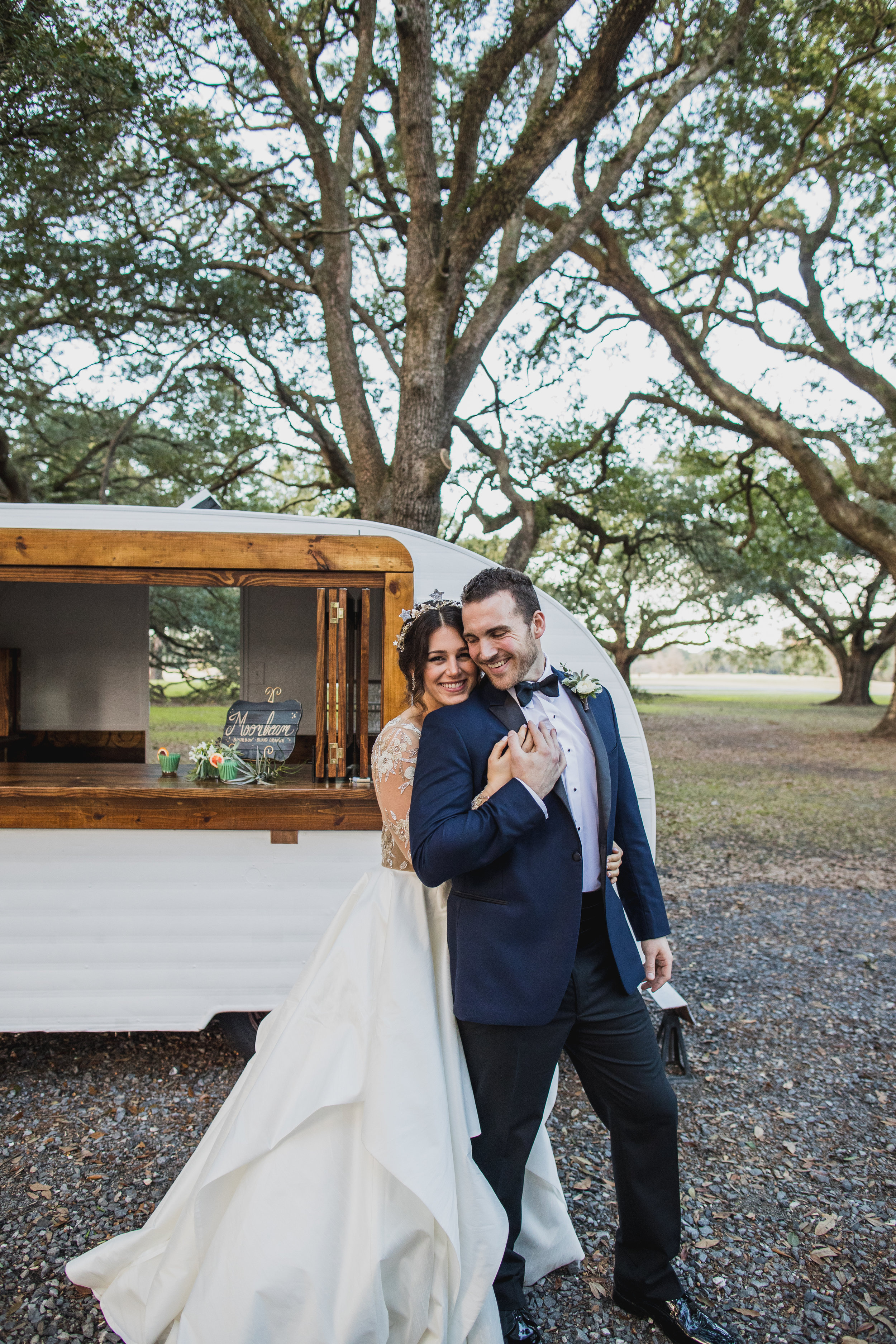 Audubon Park Wedding Photography