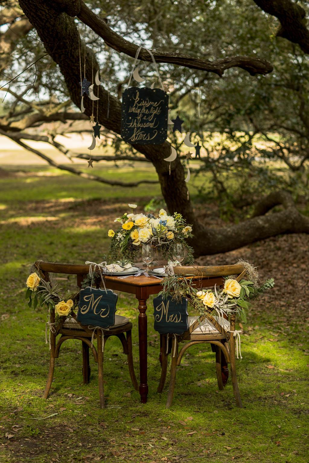 Wedding Chicks Featured Wedding_Sweetheart Table_Bride Film