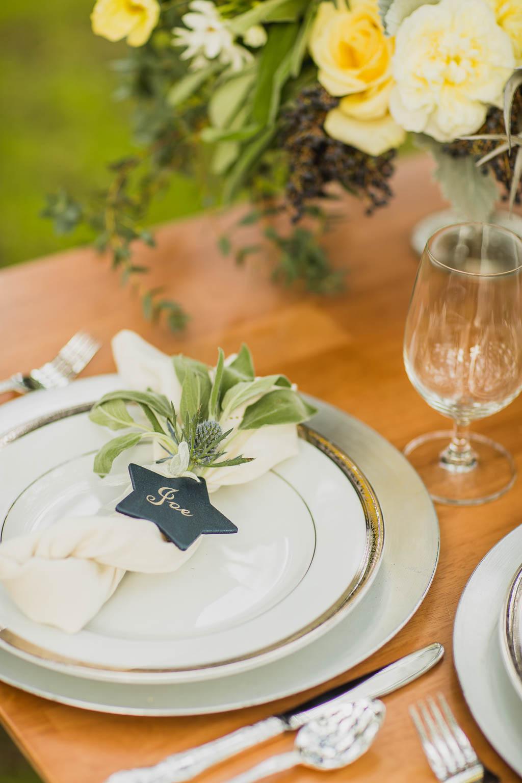 Wedding Table - Bride Film