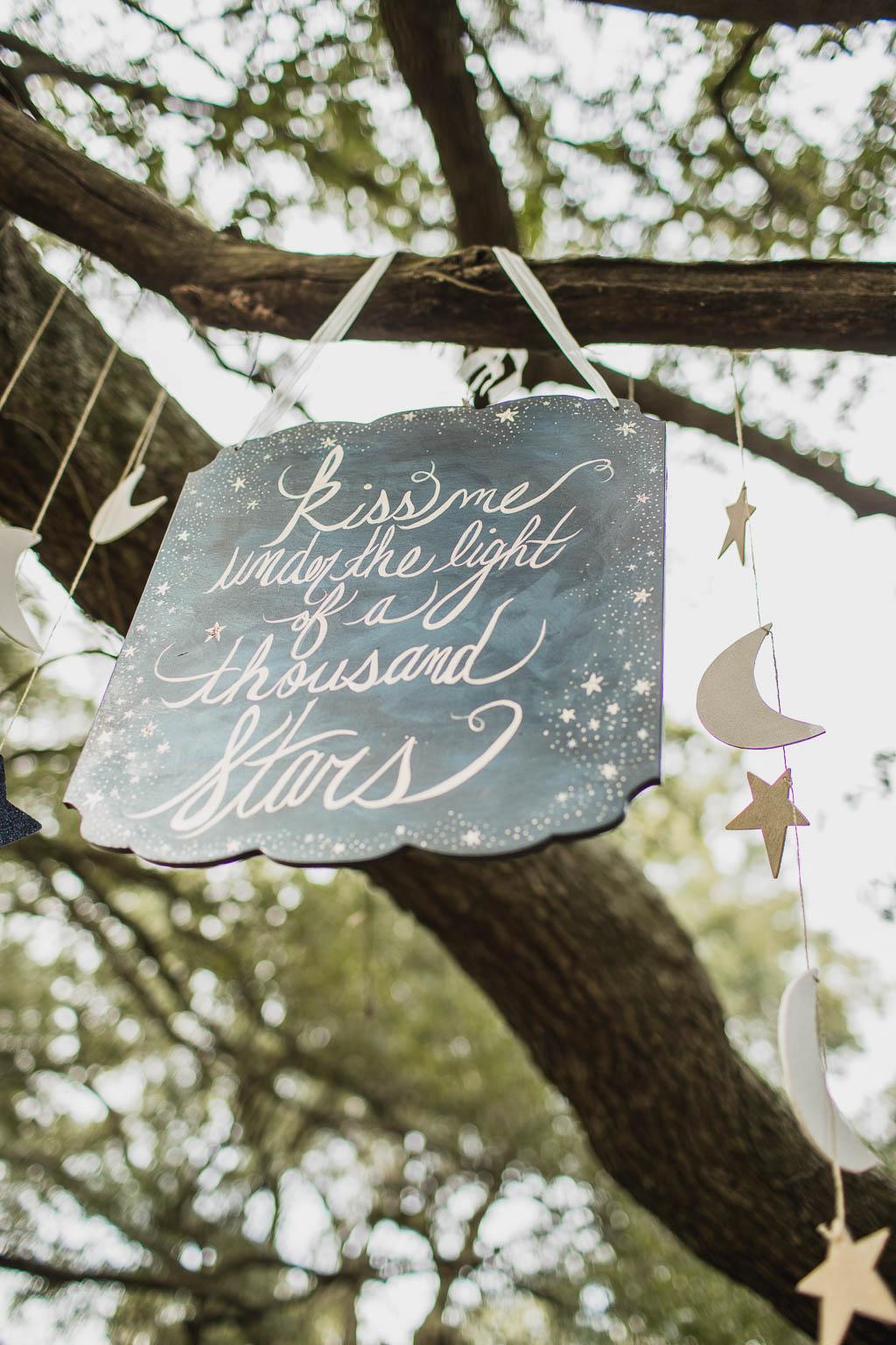 Wedding Signage - Bride Film