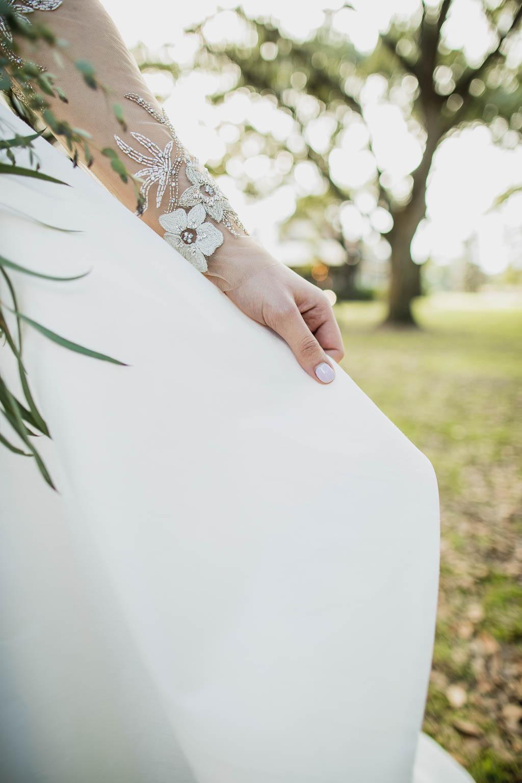 Wedding Dress Details - Bride Film