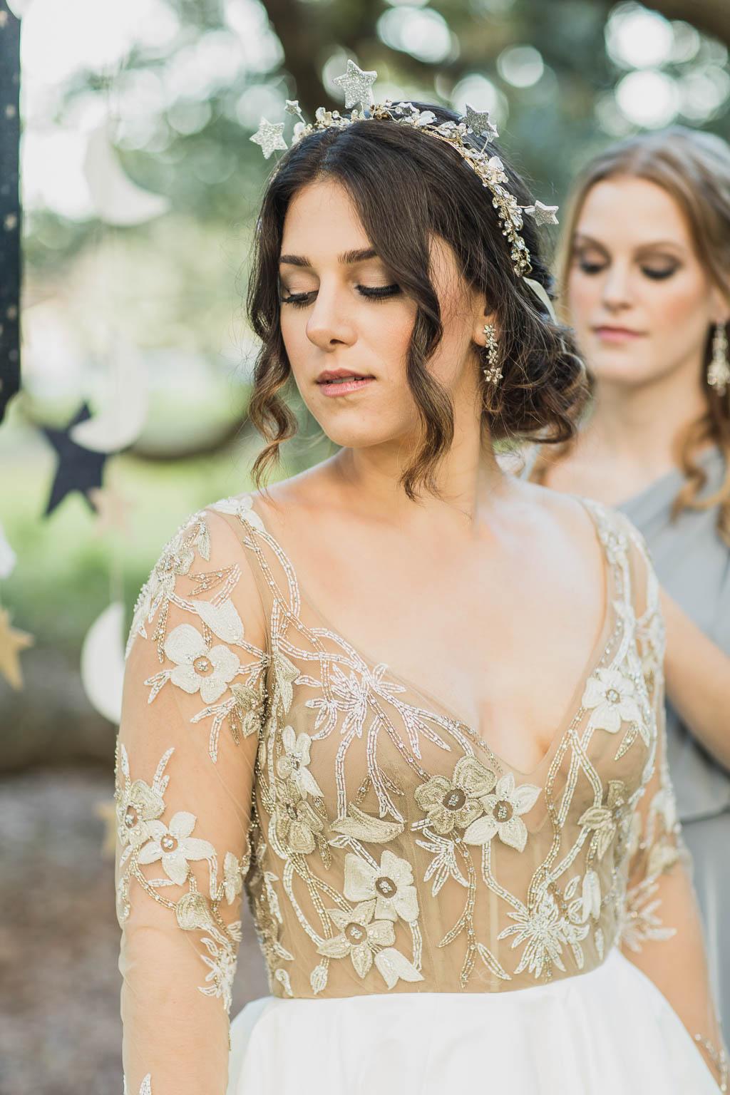 Wedding Crown New Orleans - Bride Film