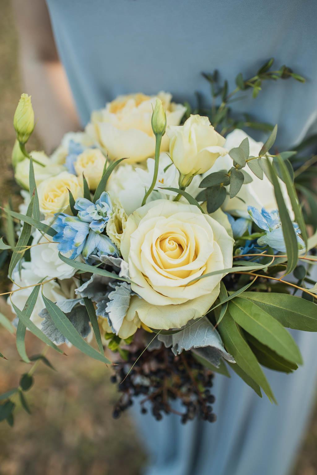 Wedding Bride Bouquet - New Orleans