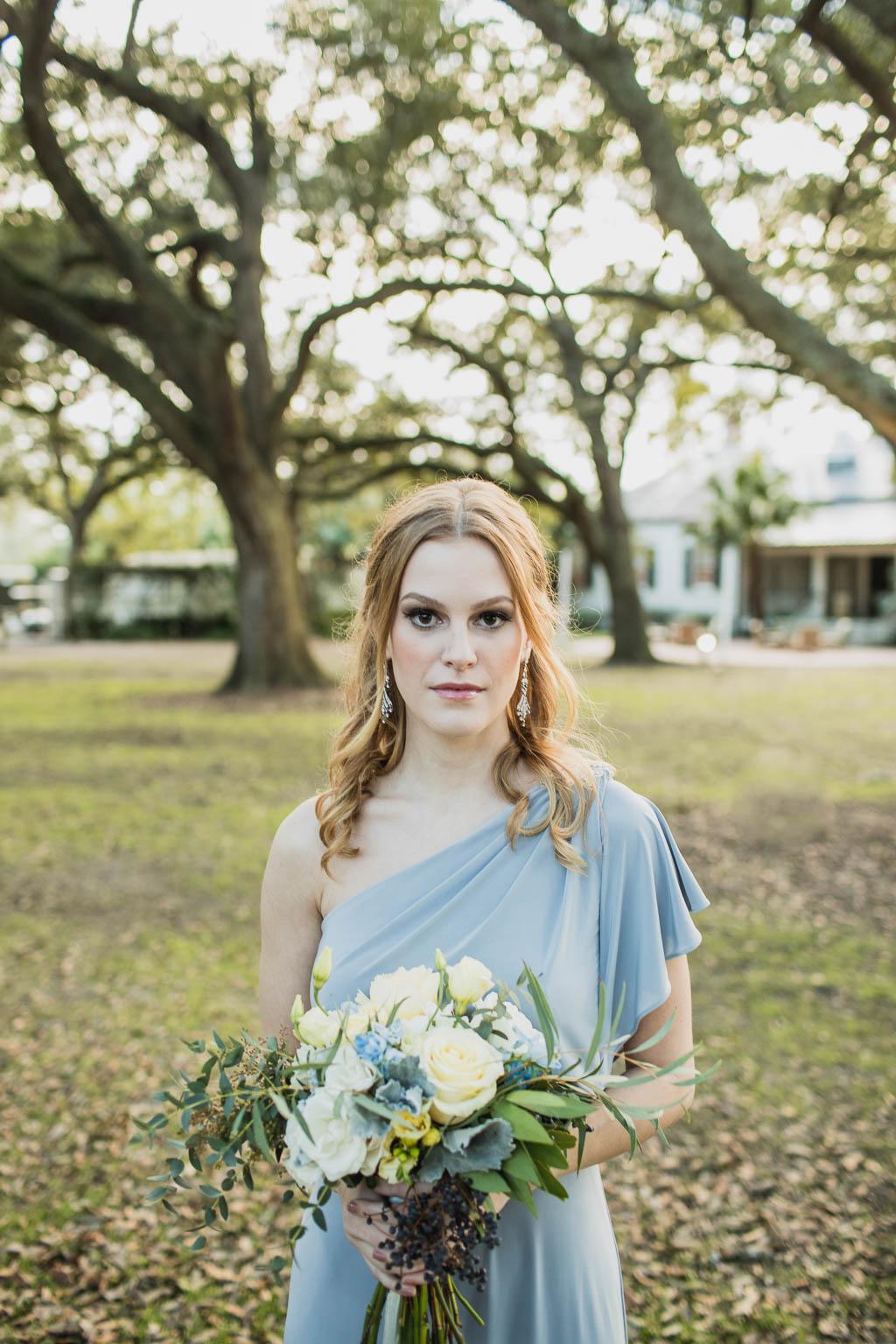 Blue Grey - Bride Film