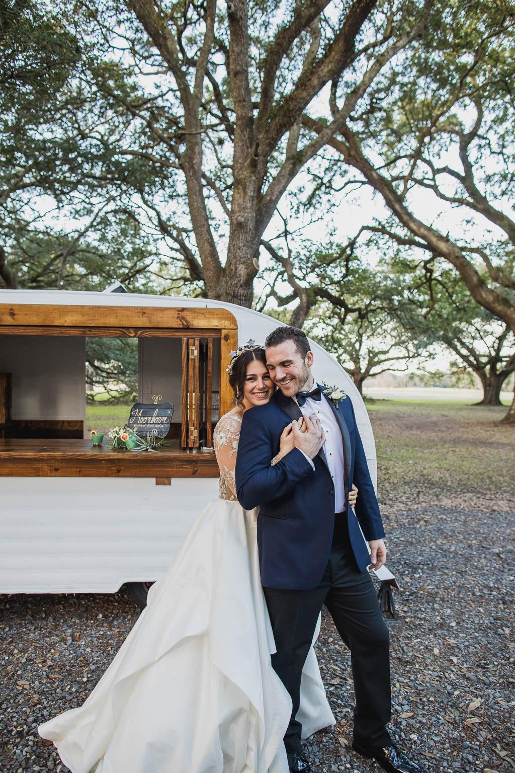 Audubon Park Wedding - New Orleans - Bride Film