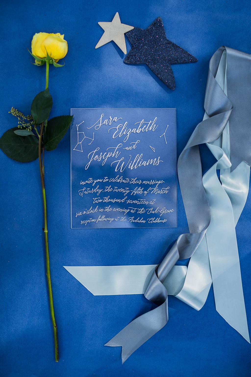 Wedding Invitations - Bride Film
