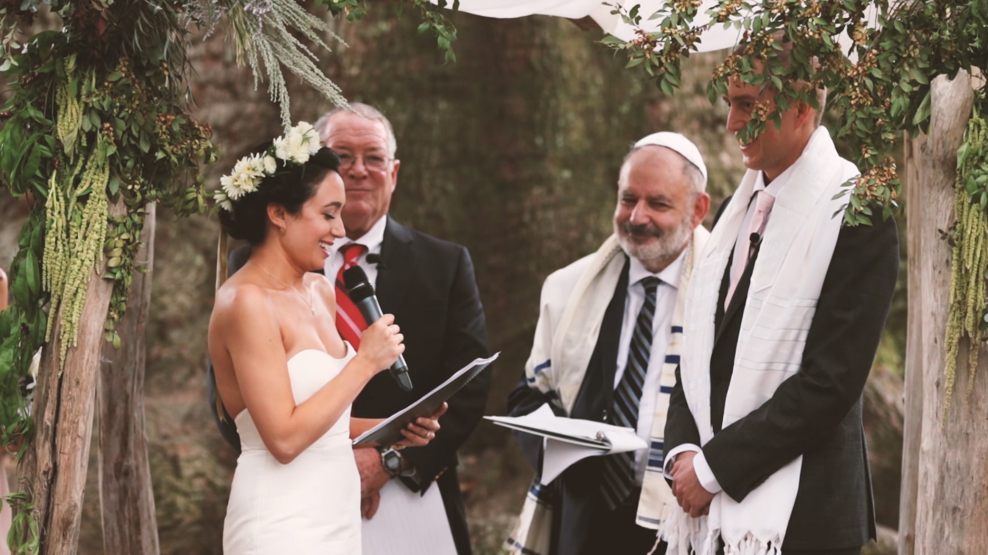 Watch Jacqueline and Michael's Bride Film  HERE .