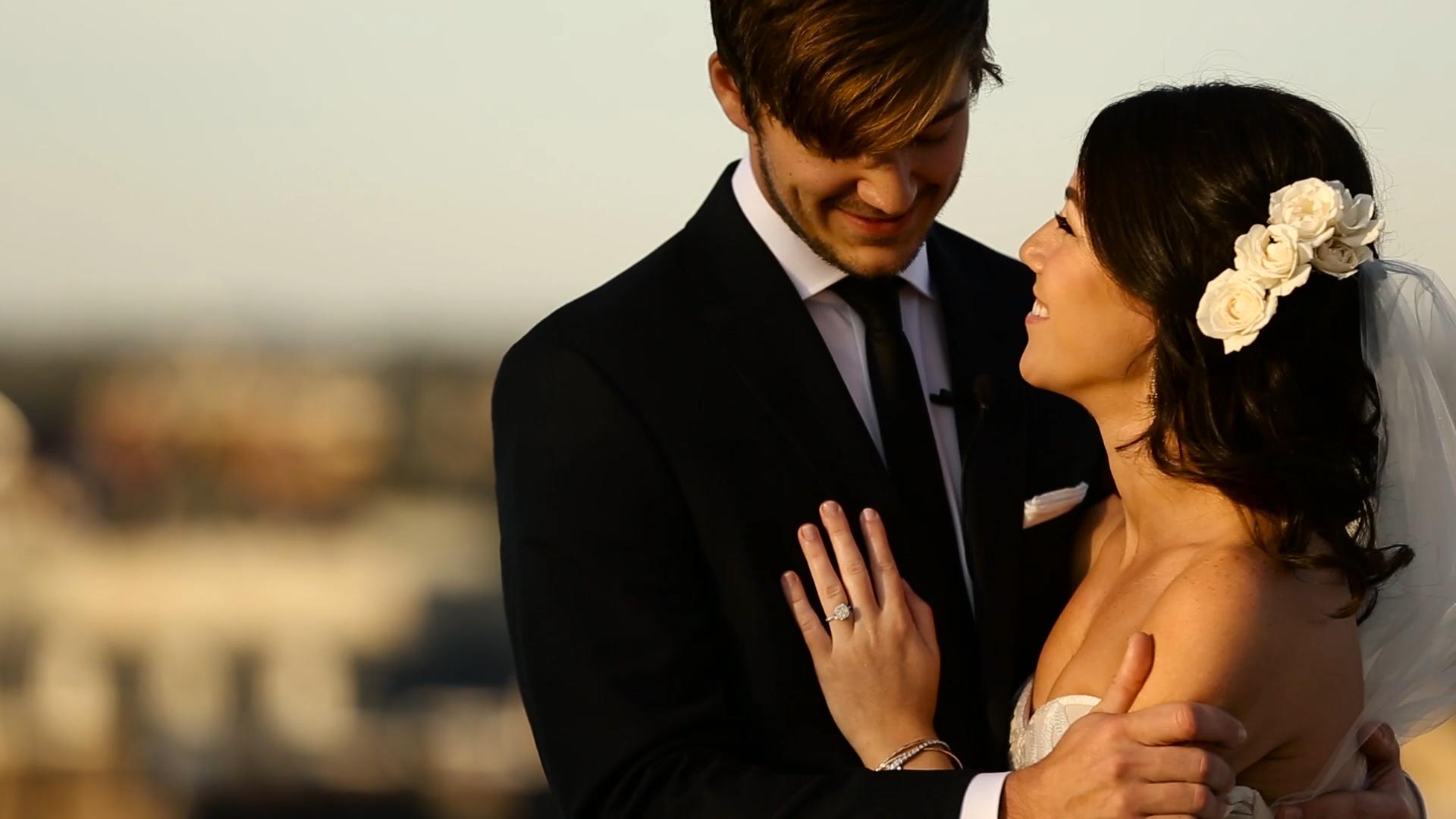 Watch Laura and John's Bride Film  HERE .