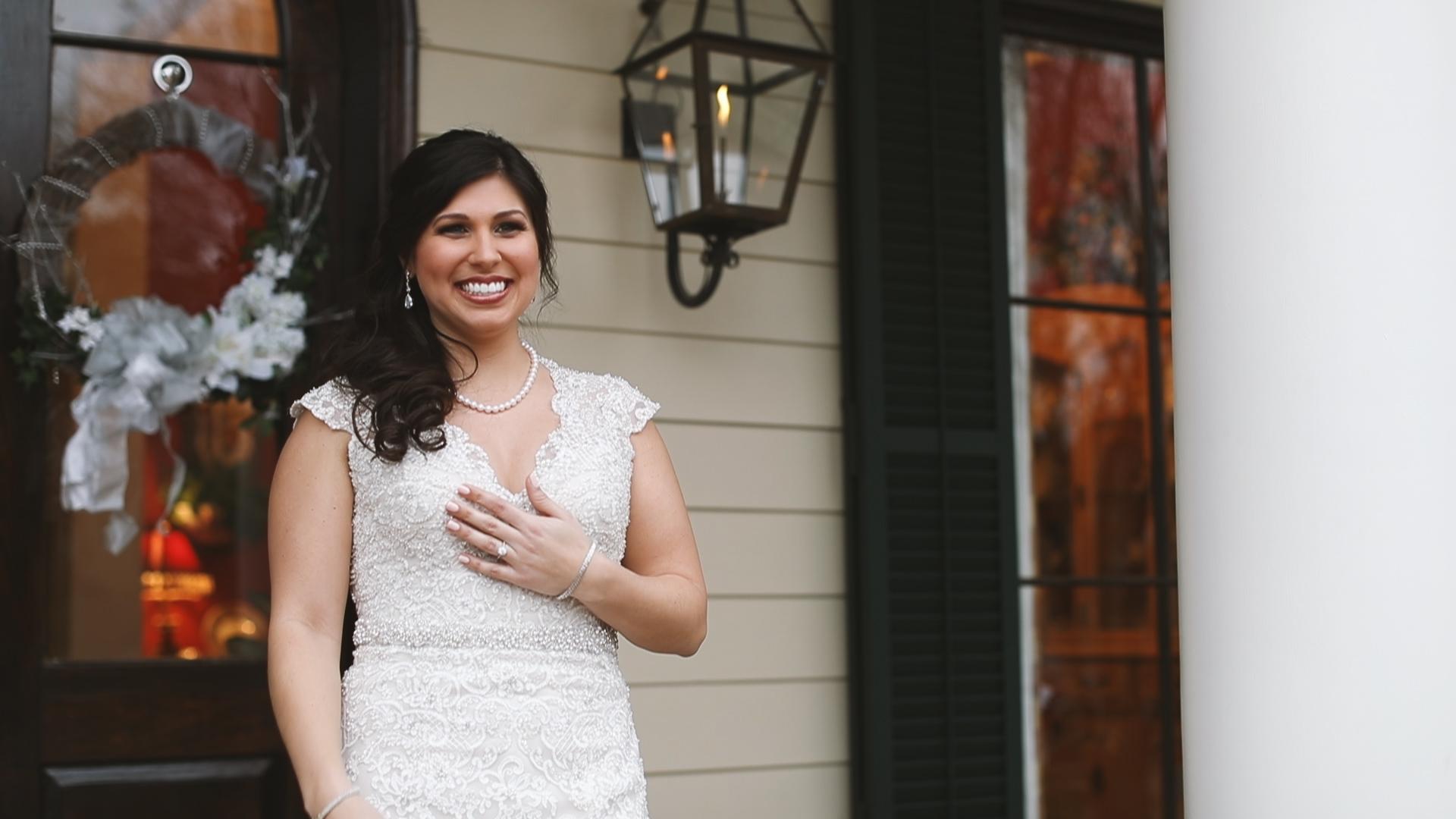 New Orleans Wedding Videographer - Bride Film