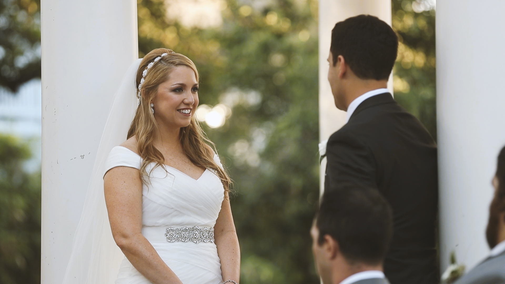 Elms Mansion Wedding Vows - Bride Film