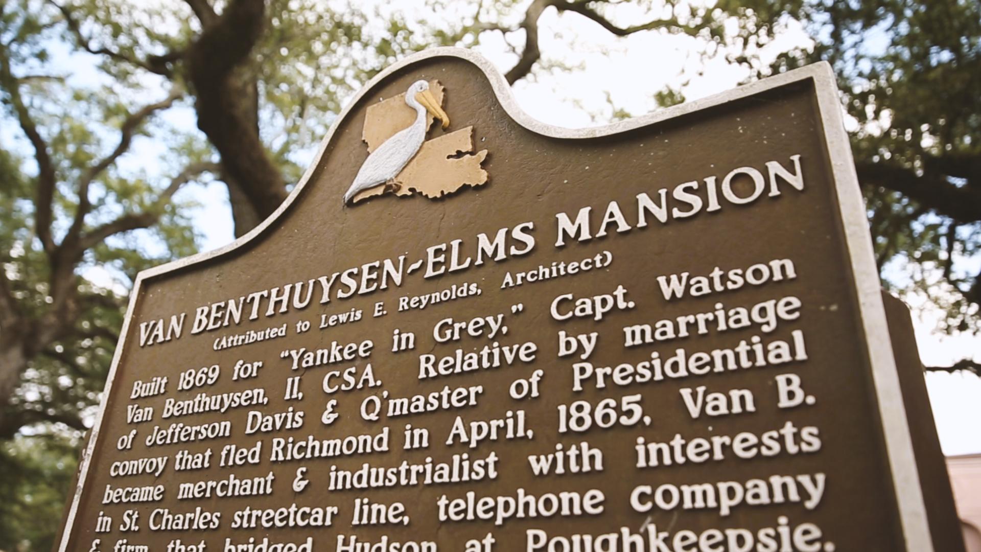 The Elms Mansion - Bride Film