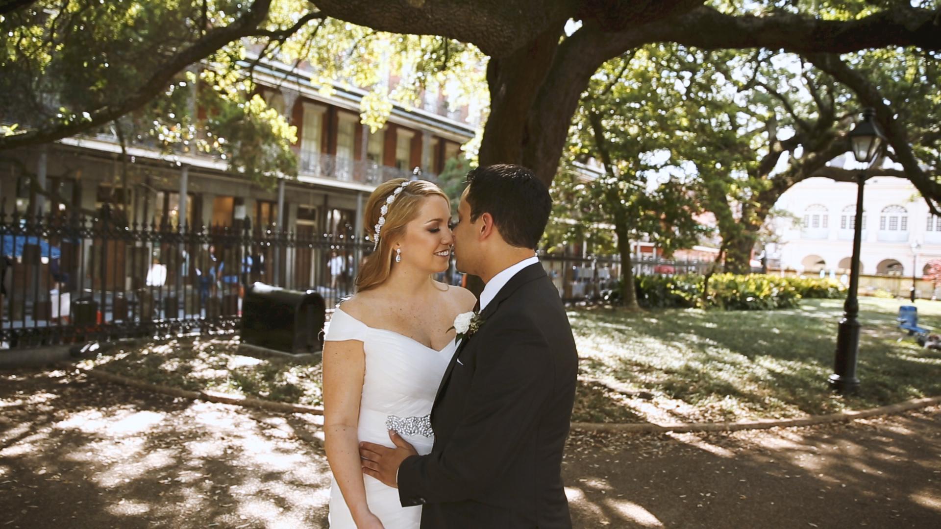 St. Louis Cathedral Wedding - Bride Film
