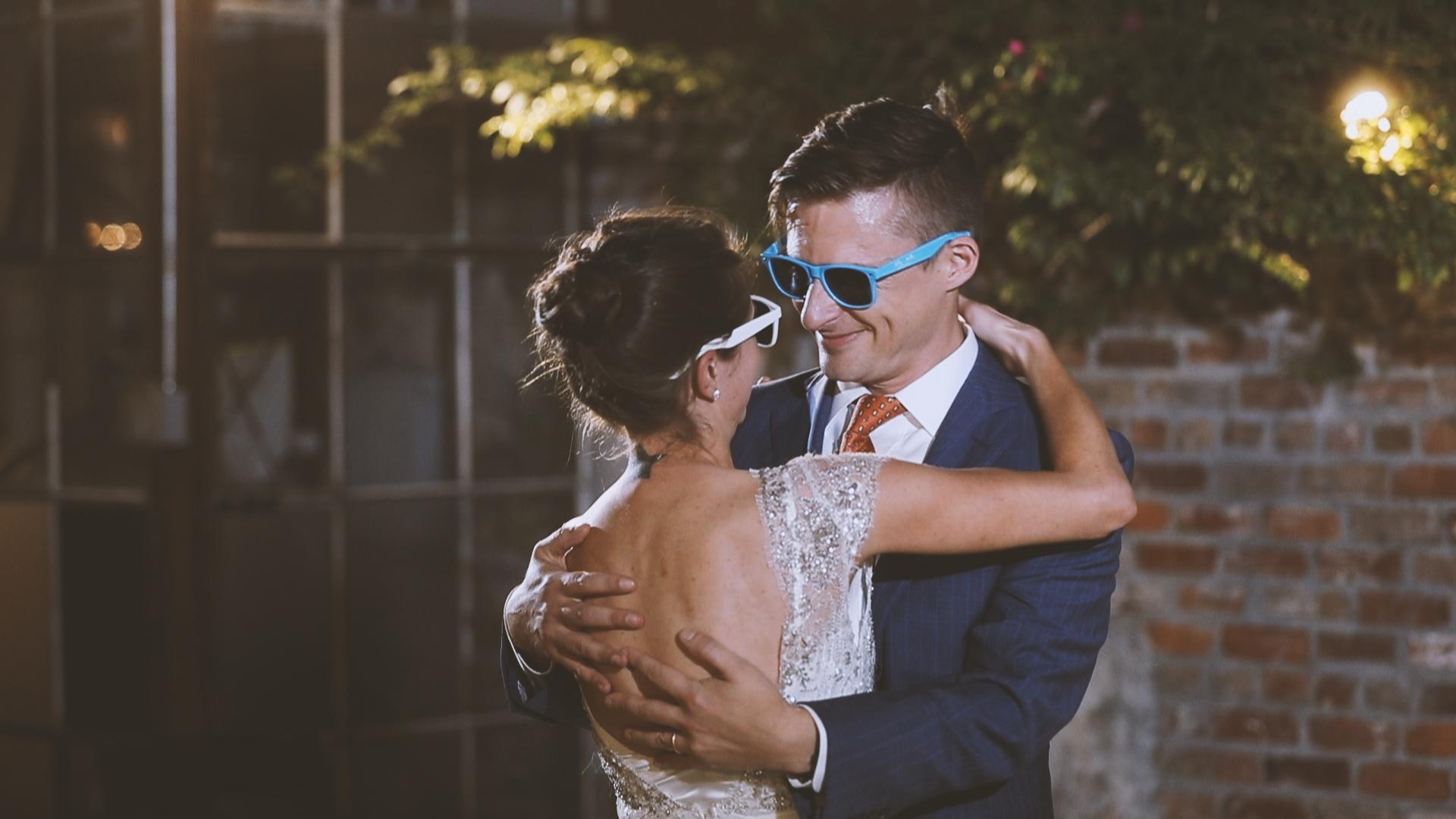 Race and Religious Wedding - Bride Film