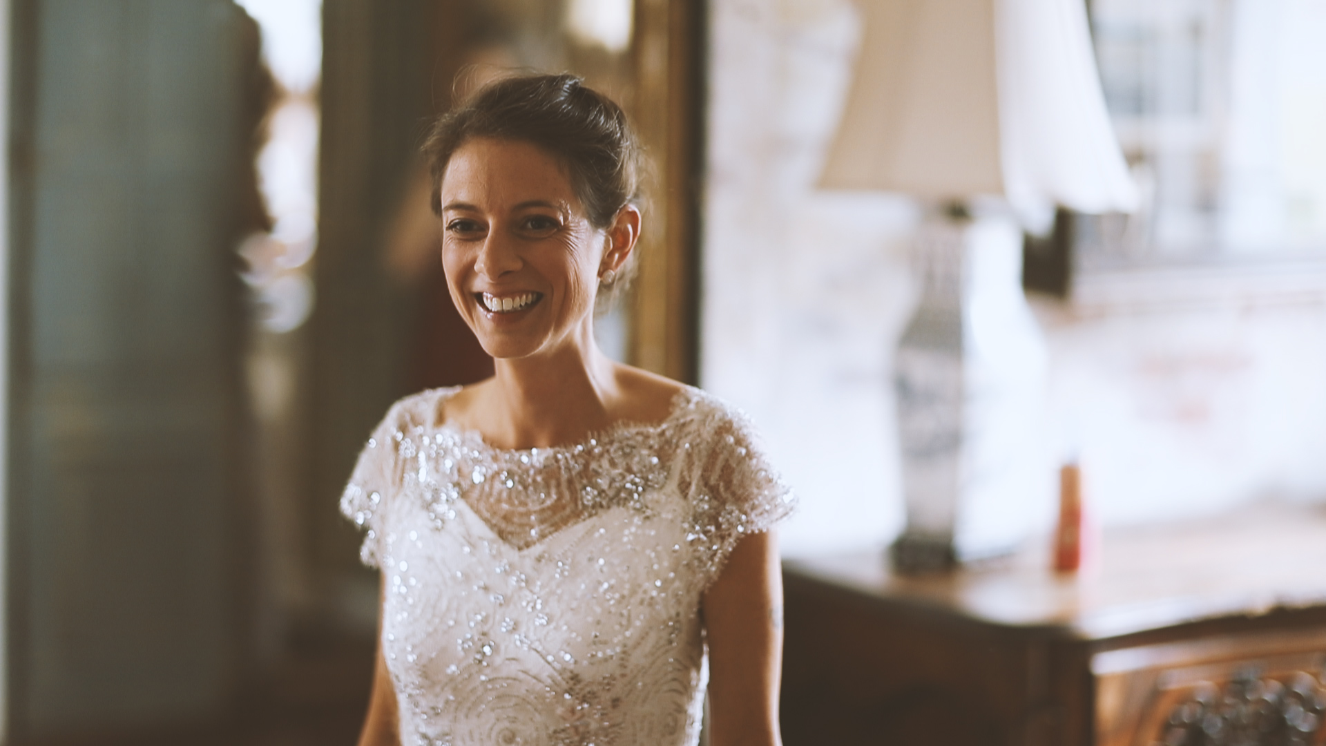 Race and Religious New Orleans Wedding - Bride Film
