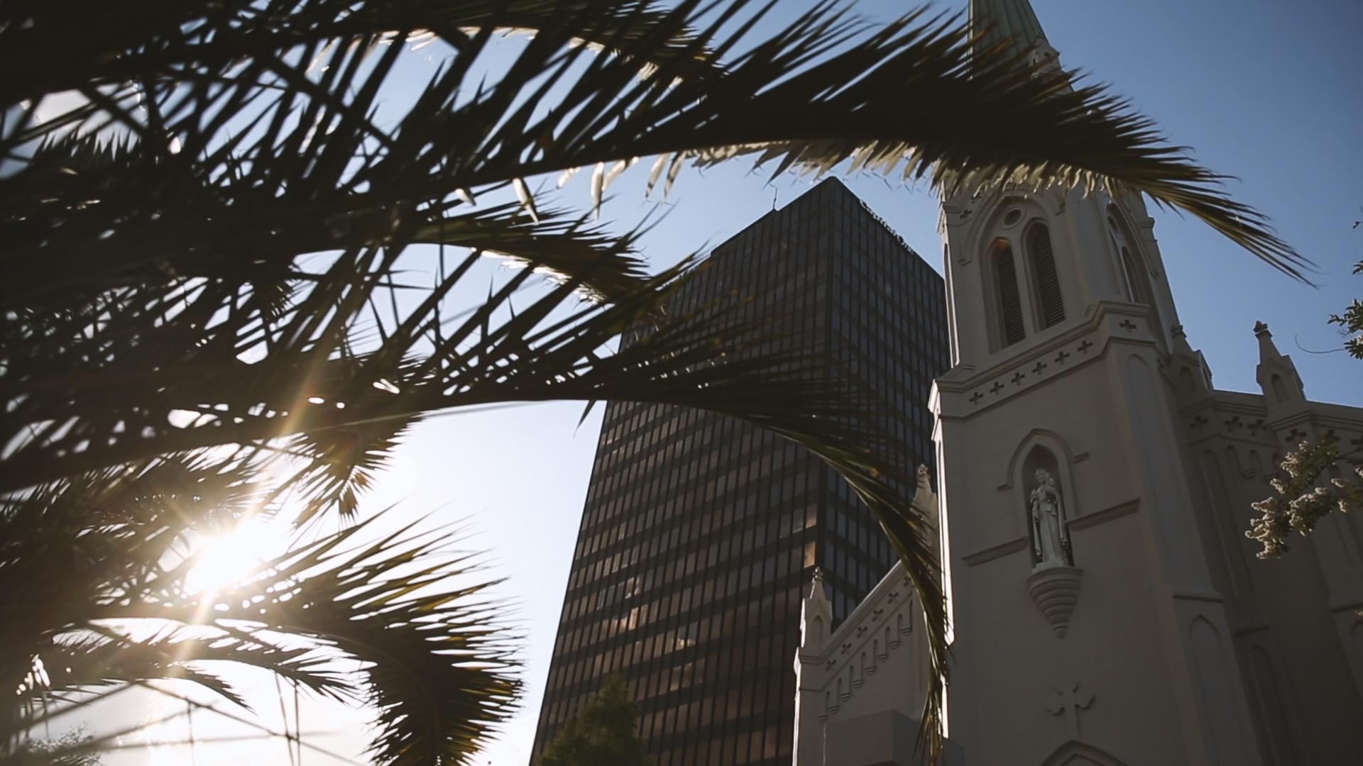 BrideFilm_Baton Rouge Wedding Videography_st joseph cathedral