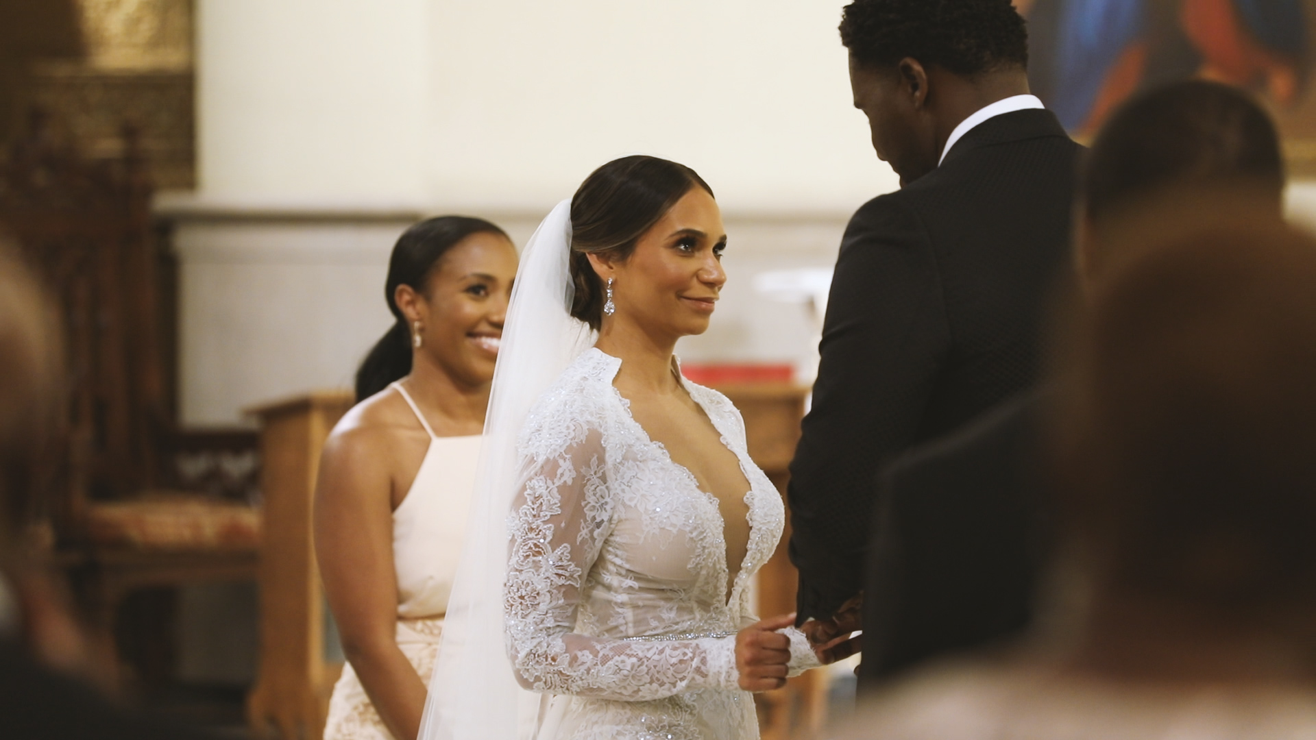 Immaculate Conception Wedding New Orleans - Bride Film