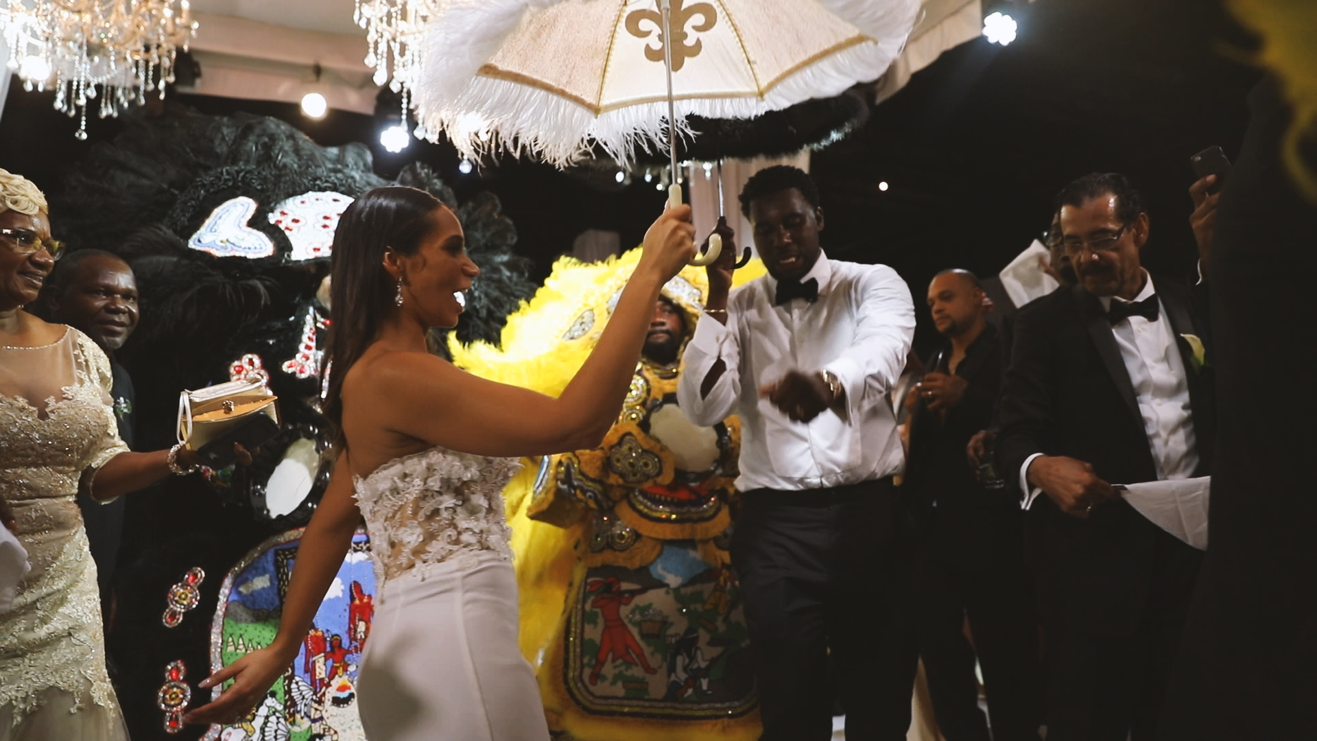 Sugarmill Wedding - New Orleans - Bride Film