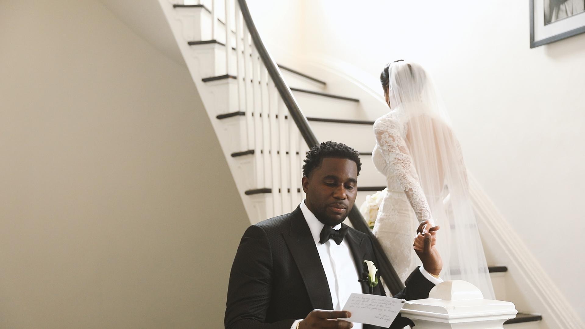 Melrose Mansion Wedding - New Orleans - Bride Film