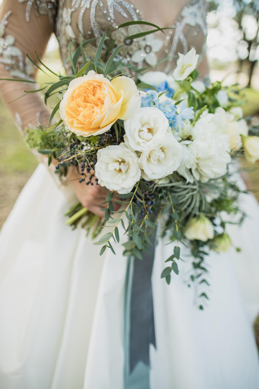Bride Film Starry Audubon Love Shoot