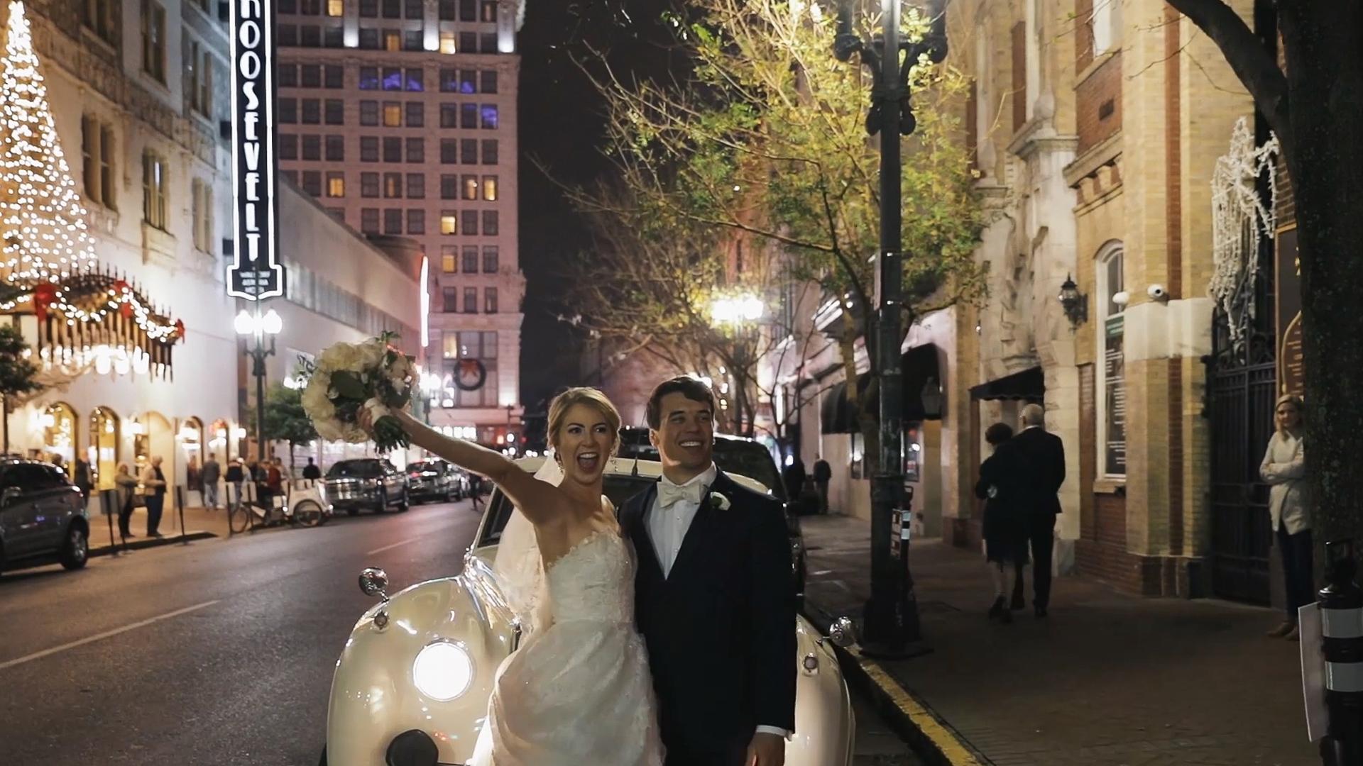 Ritz Carlton Wedding - Bride Film
