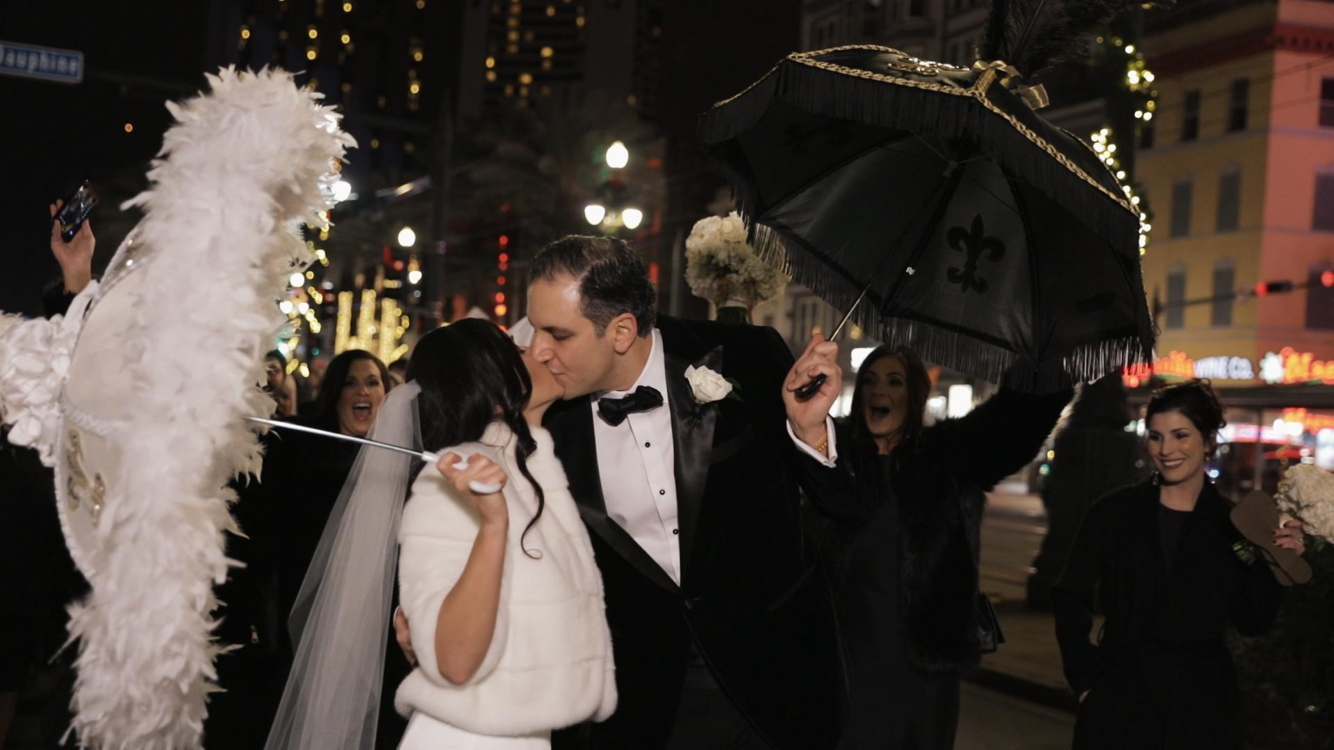 Ritz Carlton New Orleans Wedding - Bride Film