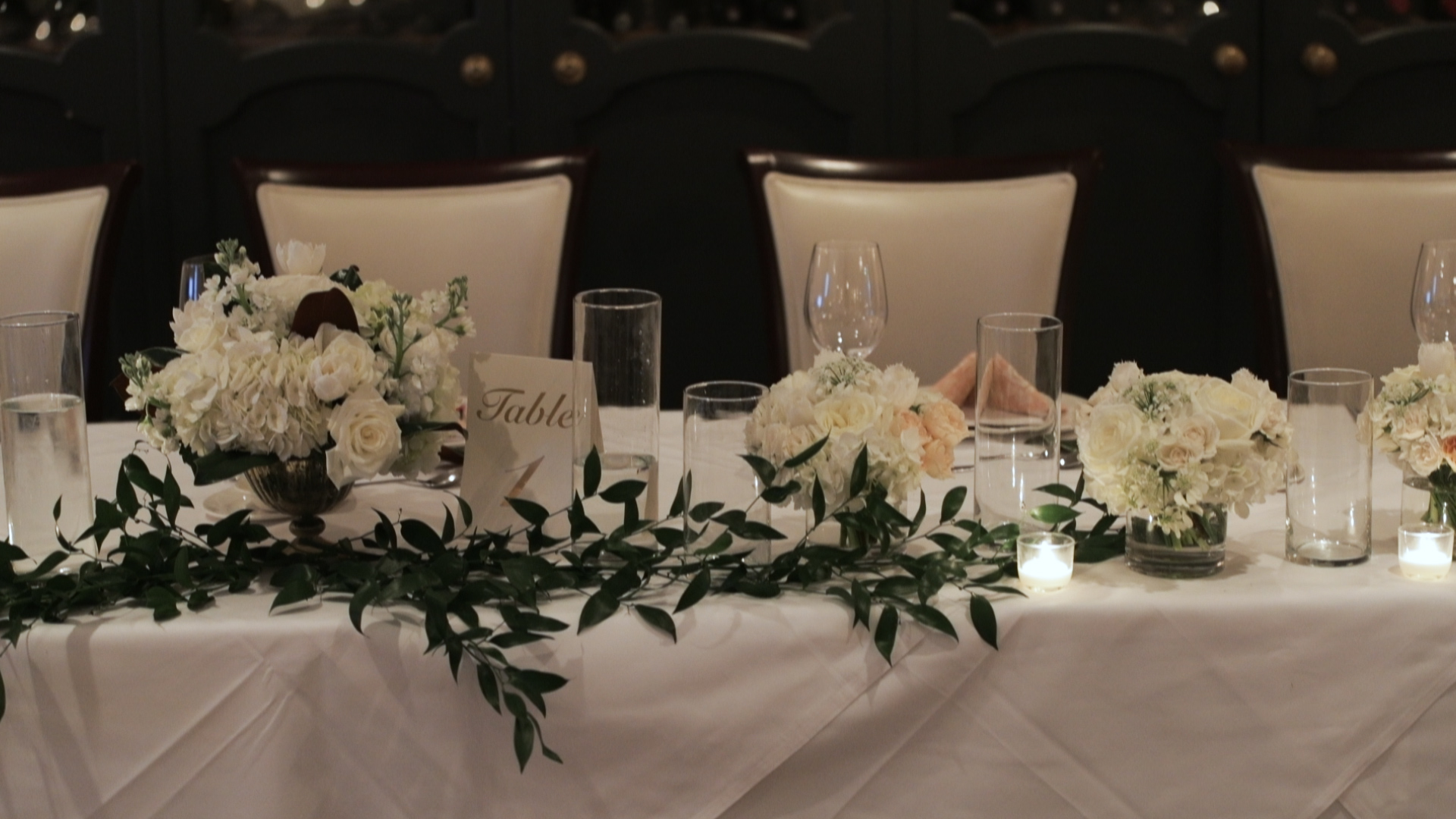 New Orleans Wedding Video_Elms Mansion_Paige and Travis_table decor