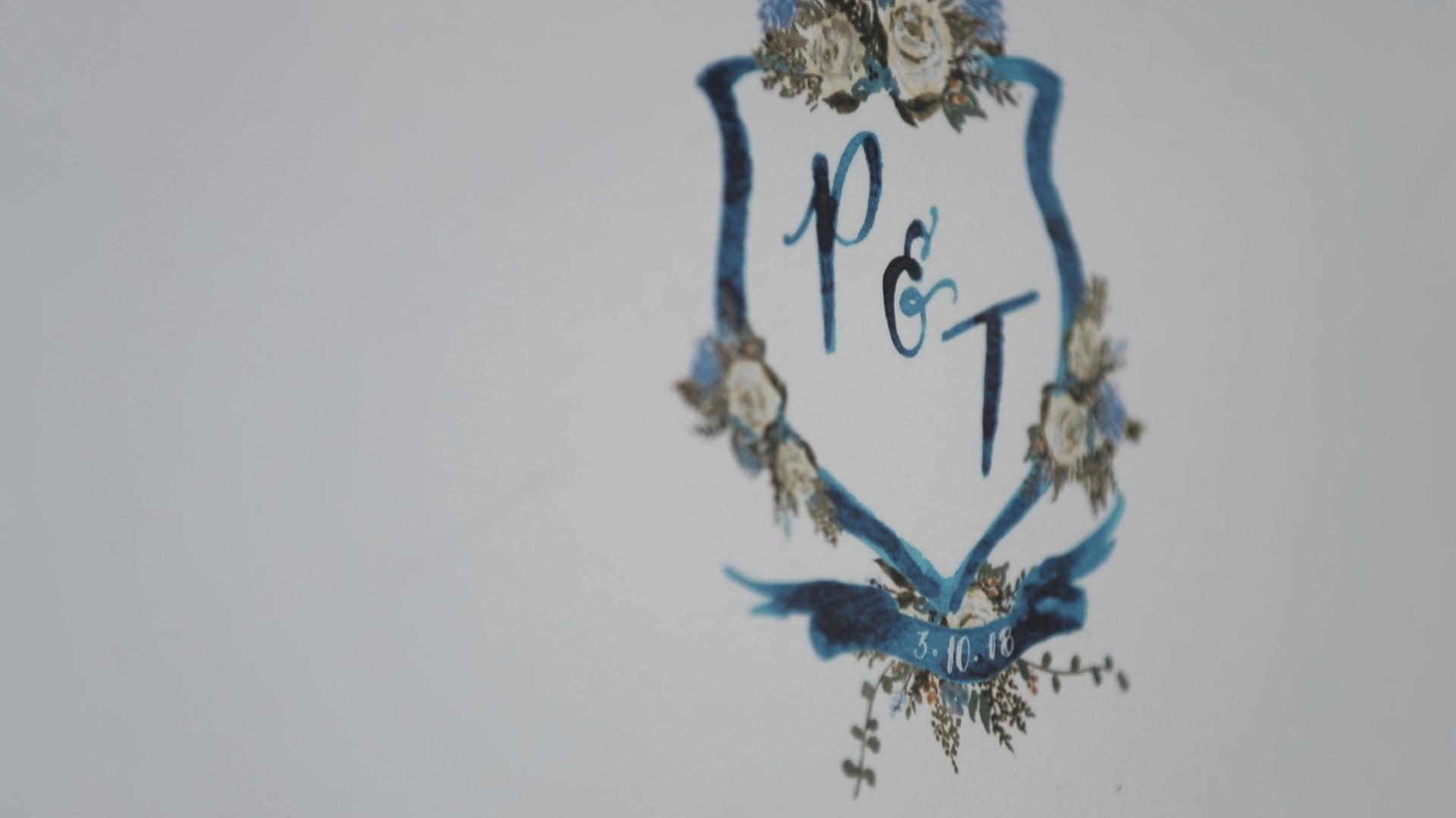 New Orleans Wedding Video_Elms Mansion_Paige and Travis_wedding logo