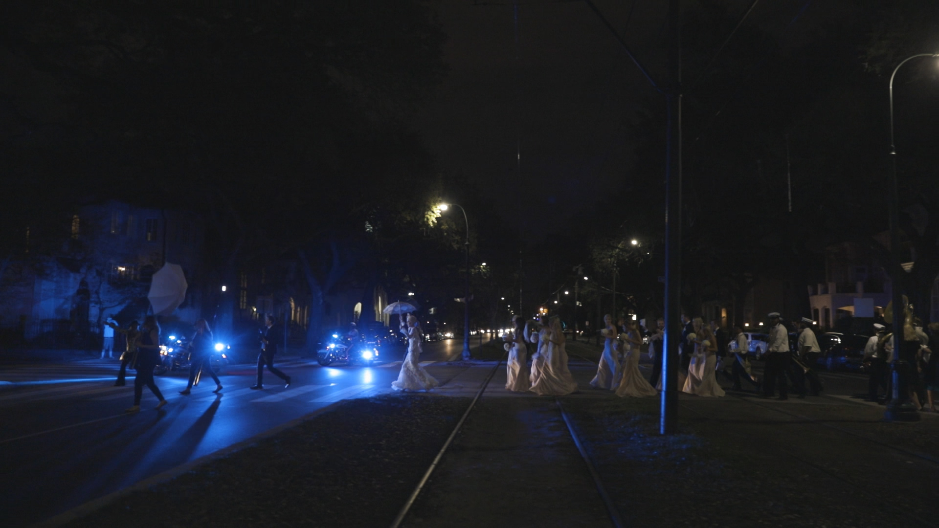New Orleans Wedding Video_Elms Mansion_Paige and Travis_second line