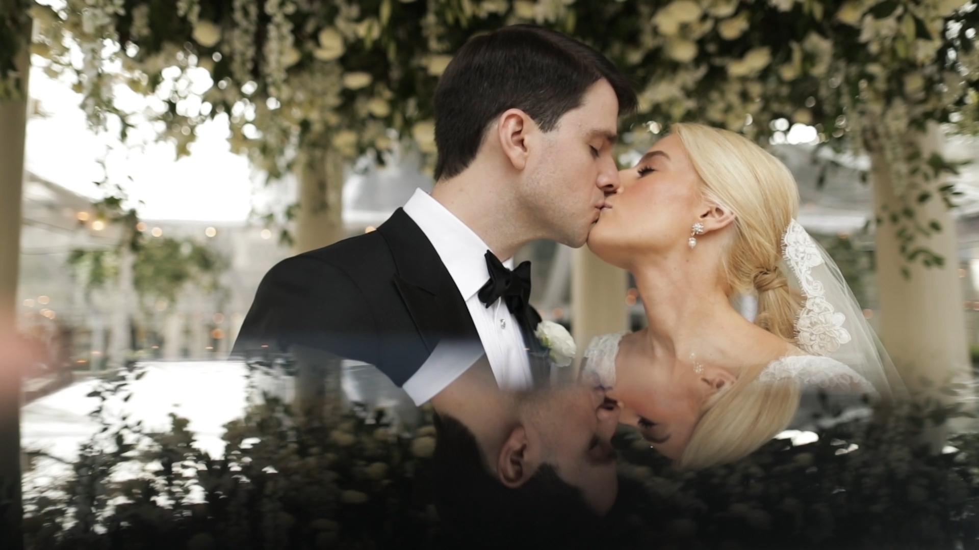 New Orleans Wedding Video_Elms Mansion_Paige and Travis_Marchesa wedding dress veil