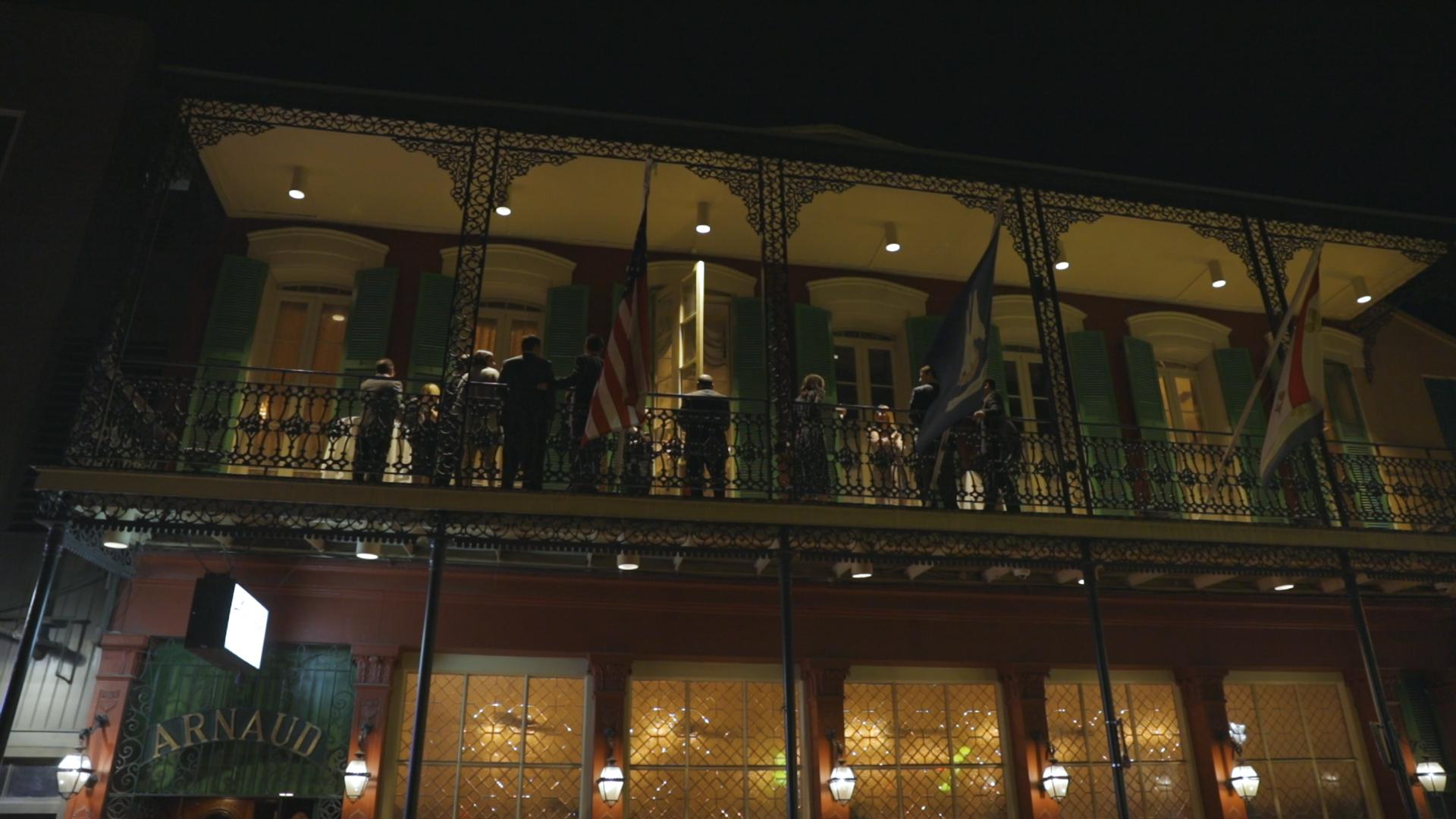 Anya and Max_New Orleans Wedding Video_Bride Film_Arnauds Rehearsal Dinner