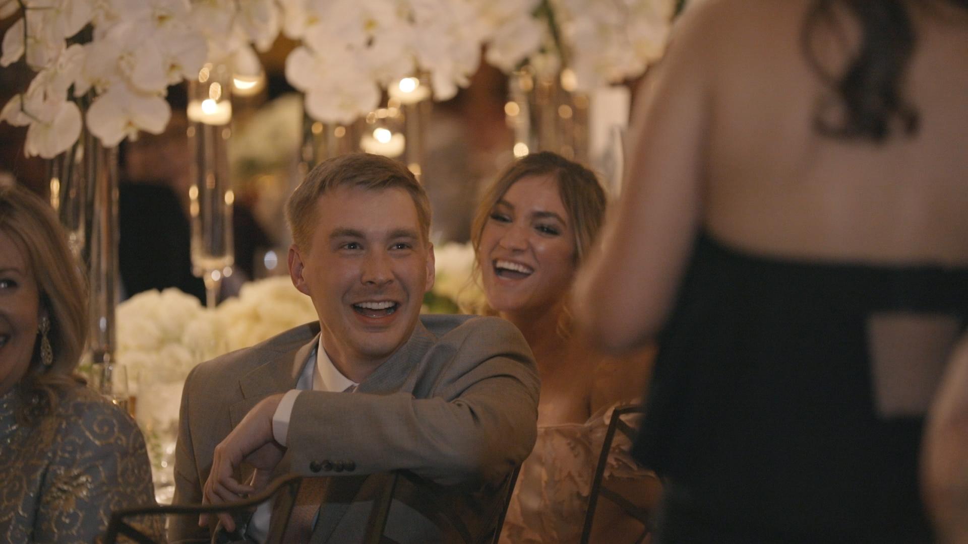 Roosevelt Rooftop Wedding_Bride Film