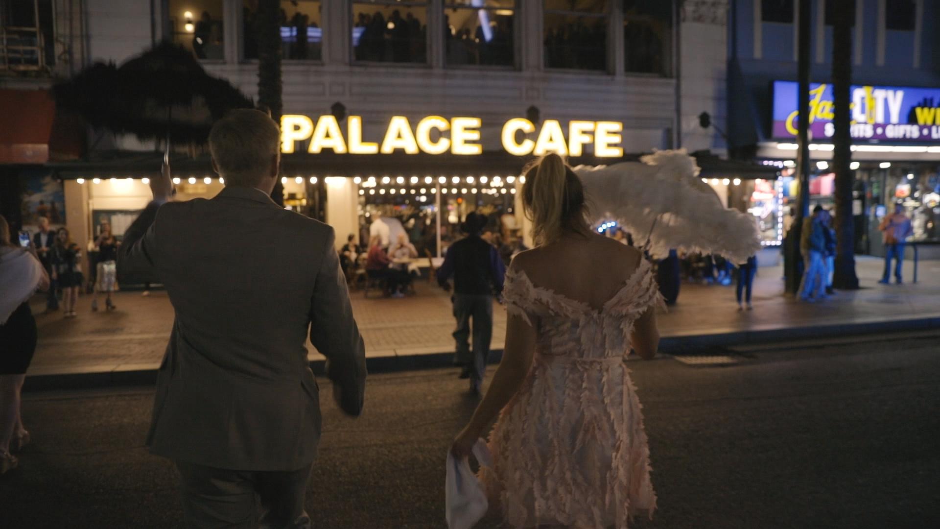 French Quarter Second Line_Bride Film