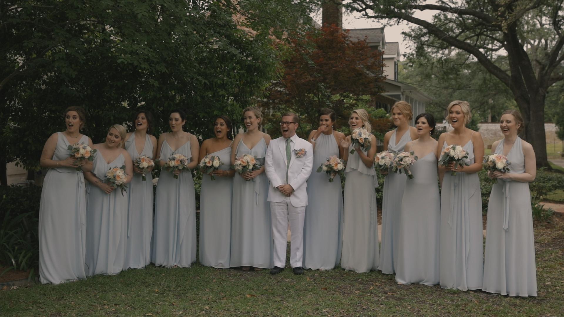 New Orleans Wedding_Bride Film