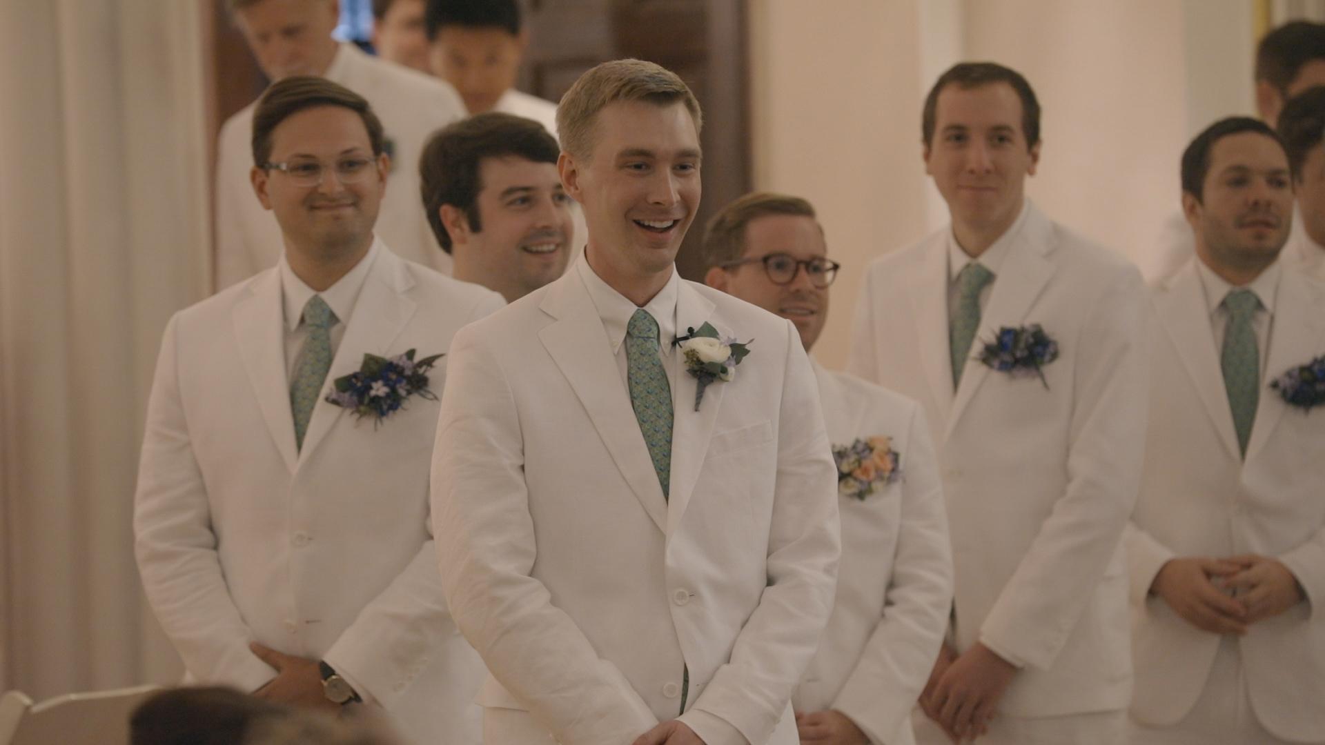 Sacred Heart New Orleans Wedding_Bride Film
