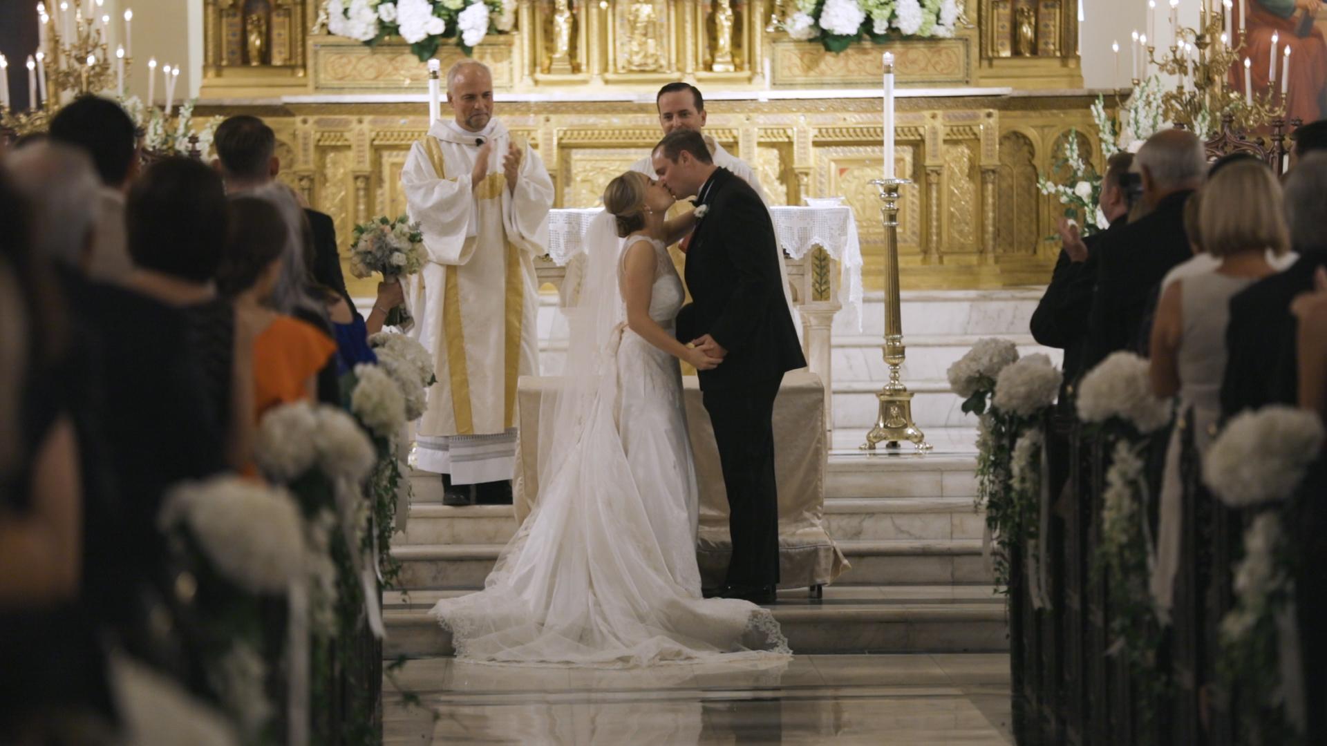 Orpheum Theater New Orleans - Bride Film