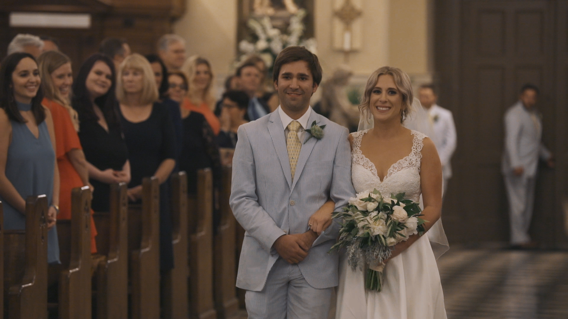 St. Louis Cathedral Wedding - Bride Film