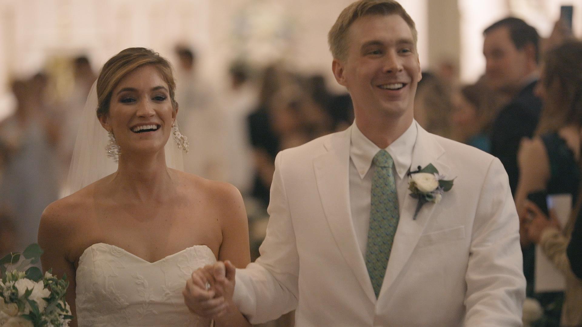 Sacred Heart New Orleans Wedding - Bride Film