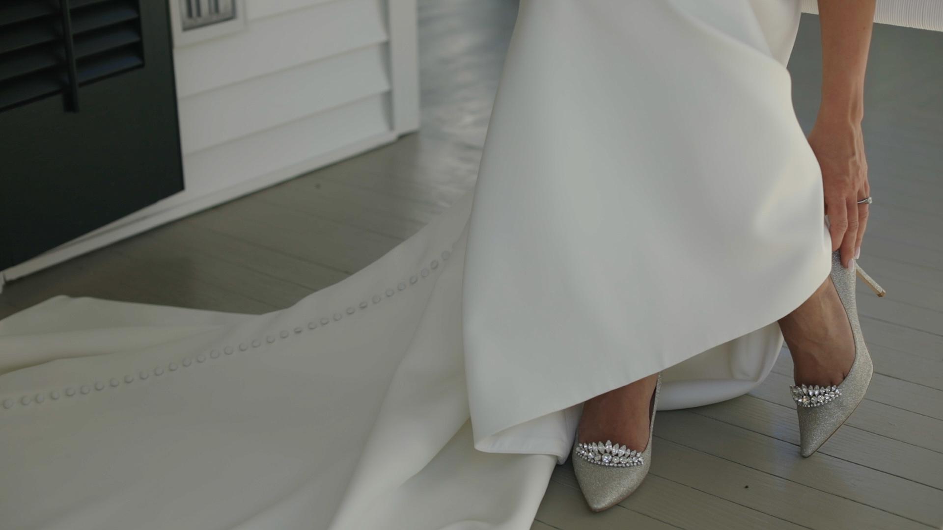 Covington Wedding Video - Bride Film - Jimmy Choo