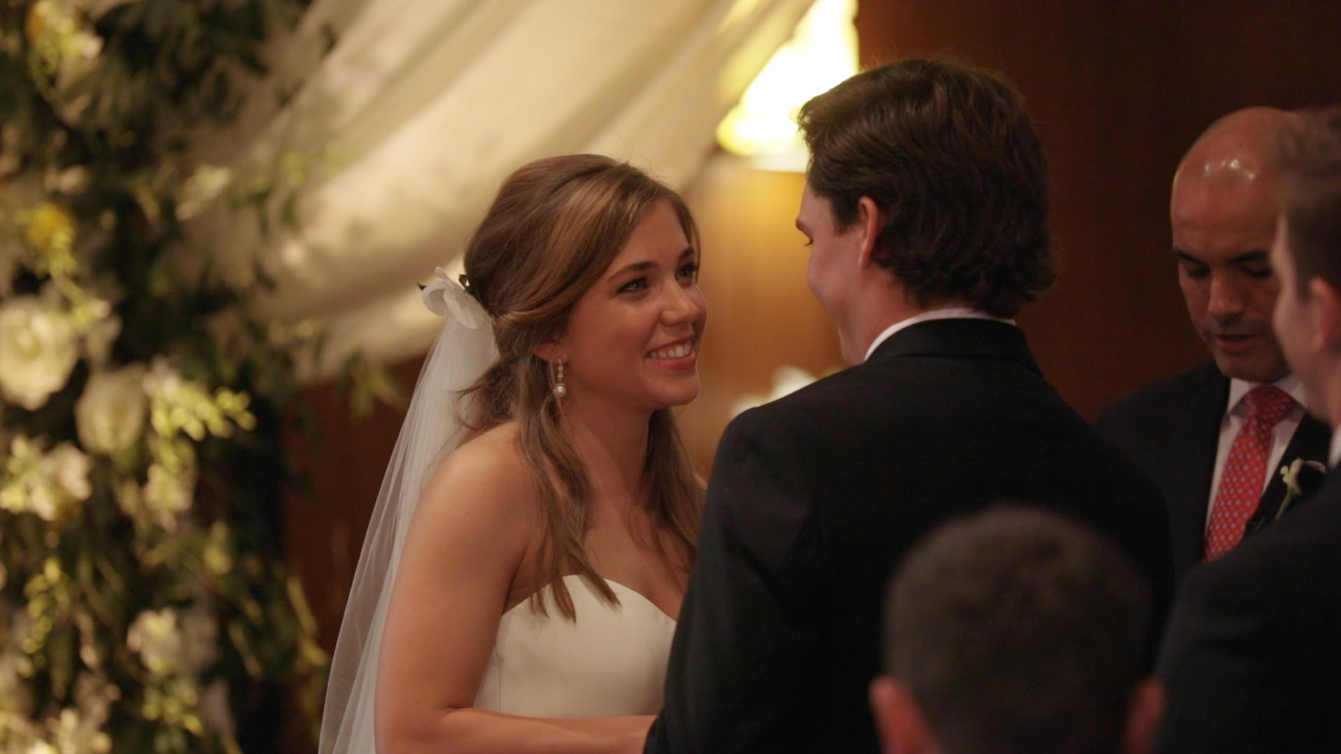 Covington Wedding Video - Bride Film - Wedding Vows