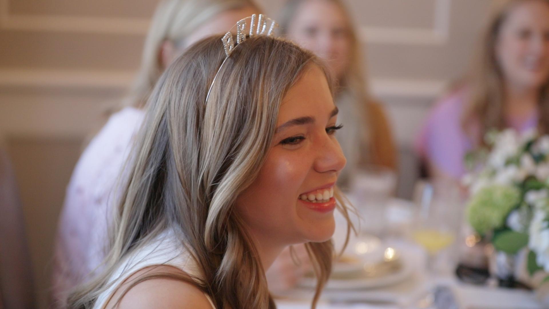 Commanders Palace Wedding Video - Bride Film - Bridal Luncheon