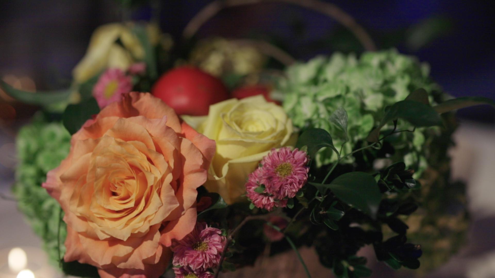 Covington Country Club Wedding Video - Bride Film - Yellow Wedding Color