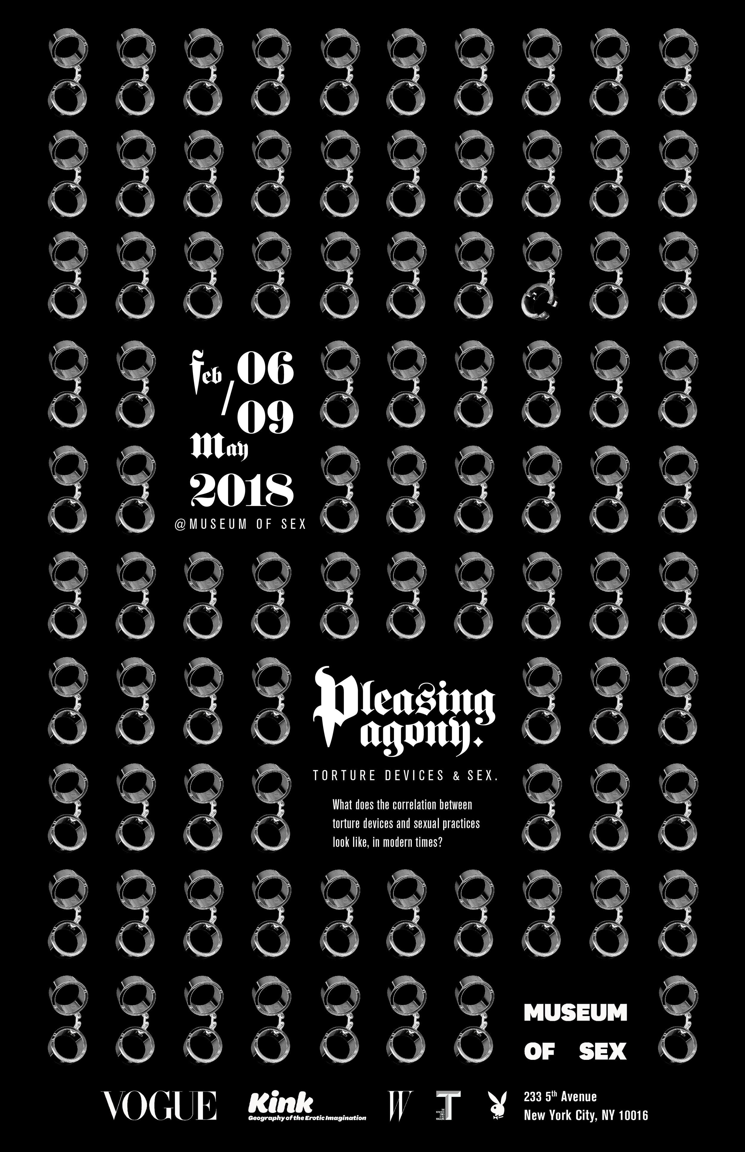 pleasing agony posters. print [alternatives]