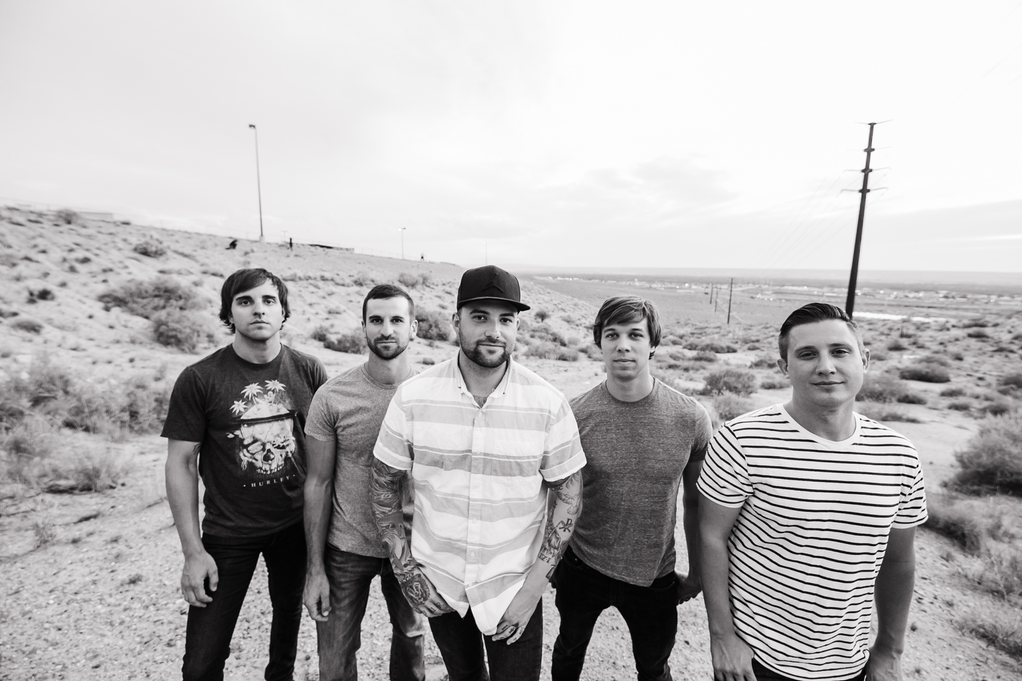AUGUST BURNS RED (PROMO FOR FEARLESS RECORDS)